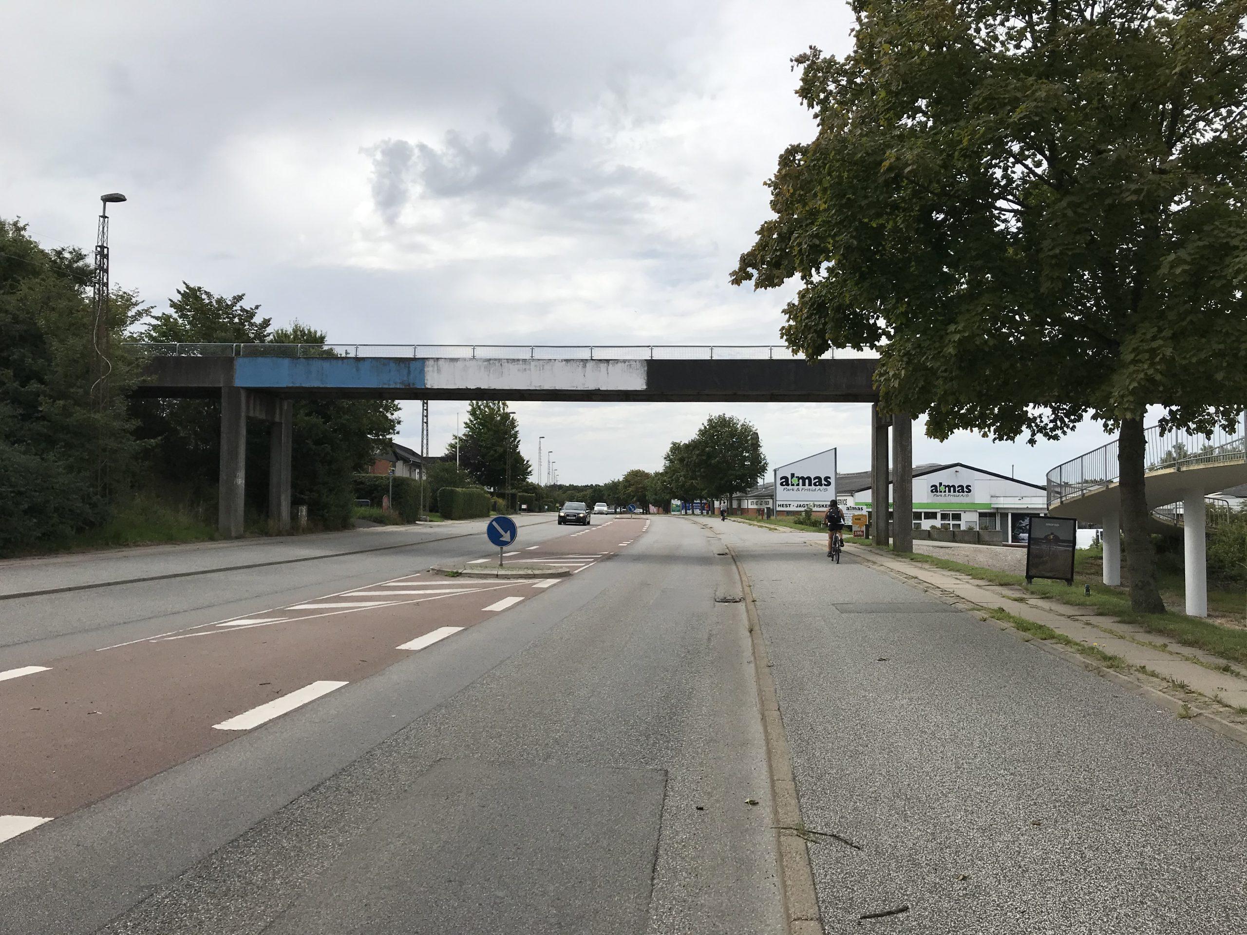 Starter efter påske: Centrale strækninger i Aalborg spærres i flere uger