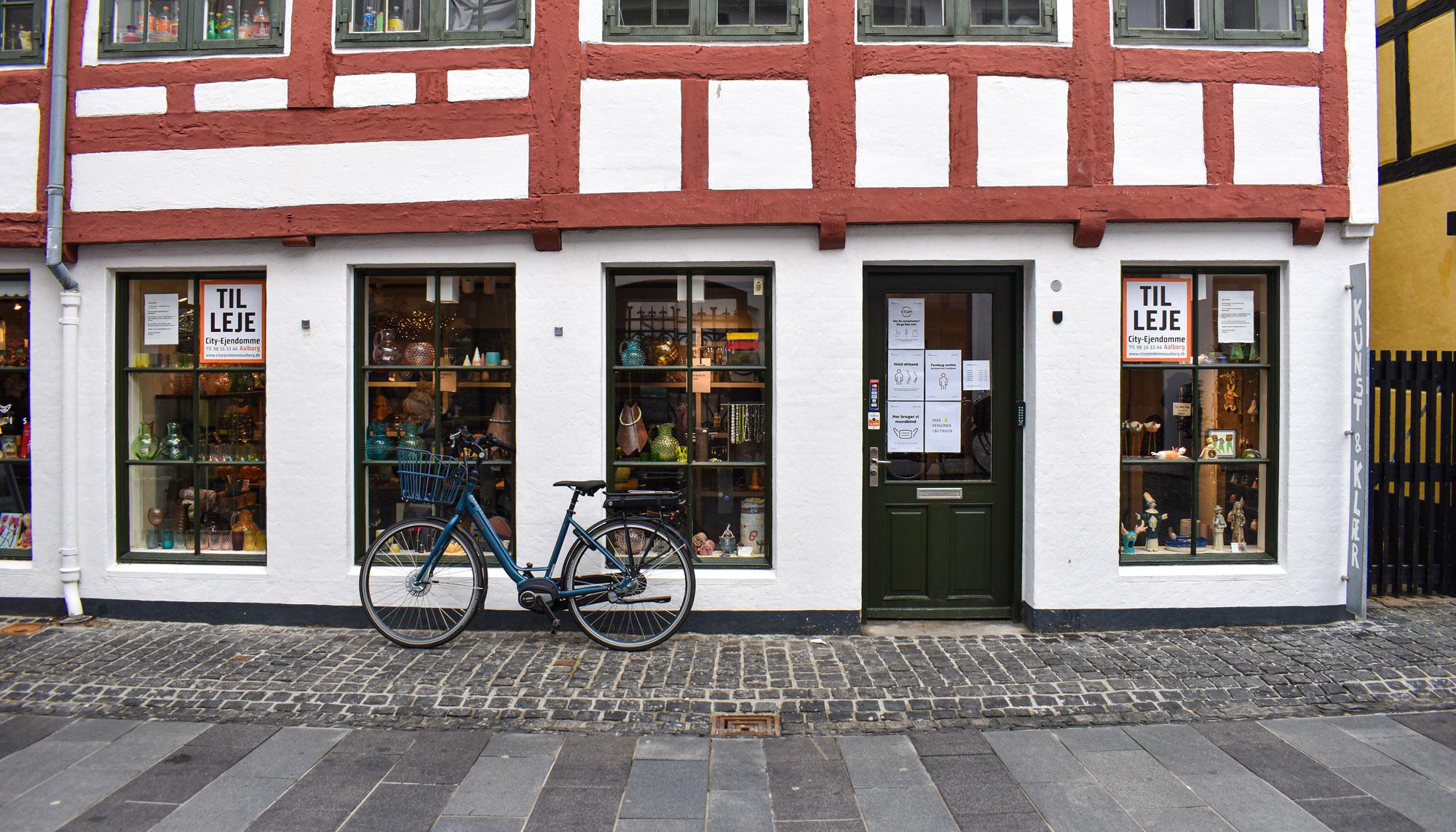 Slut efter 9 år: Livsstilsbutik lukker i Nørregade