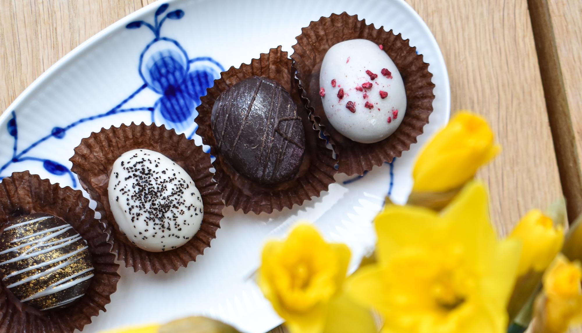 Dumle, Heksehyl og hindbær: Othellobageren præsenterer årets påskeæg