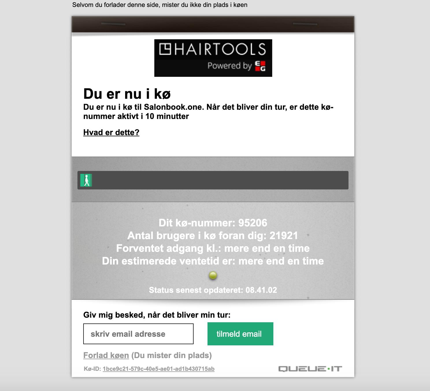 Systemer under pres: Lang ventetid for at booke tid til Aalborgs frisører