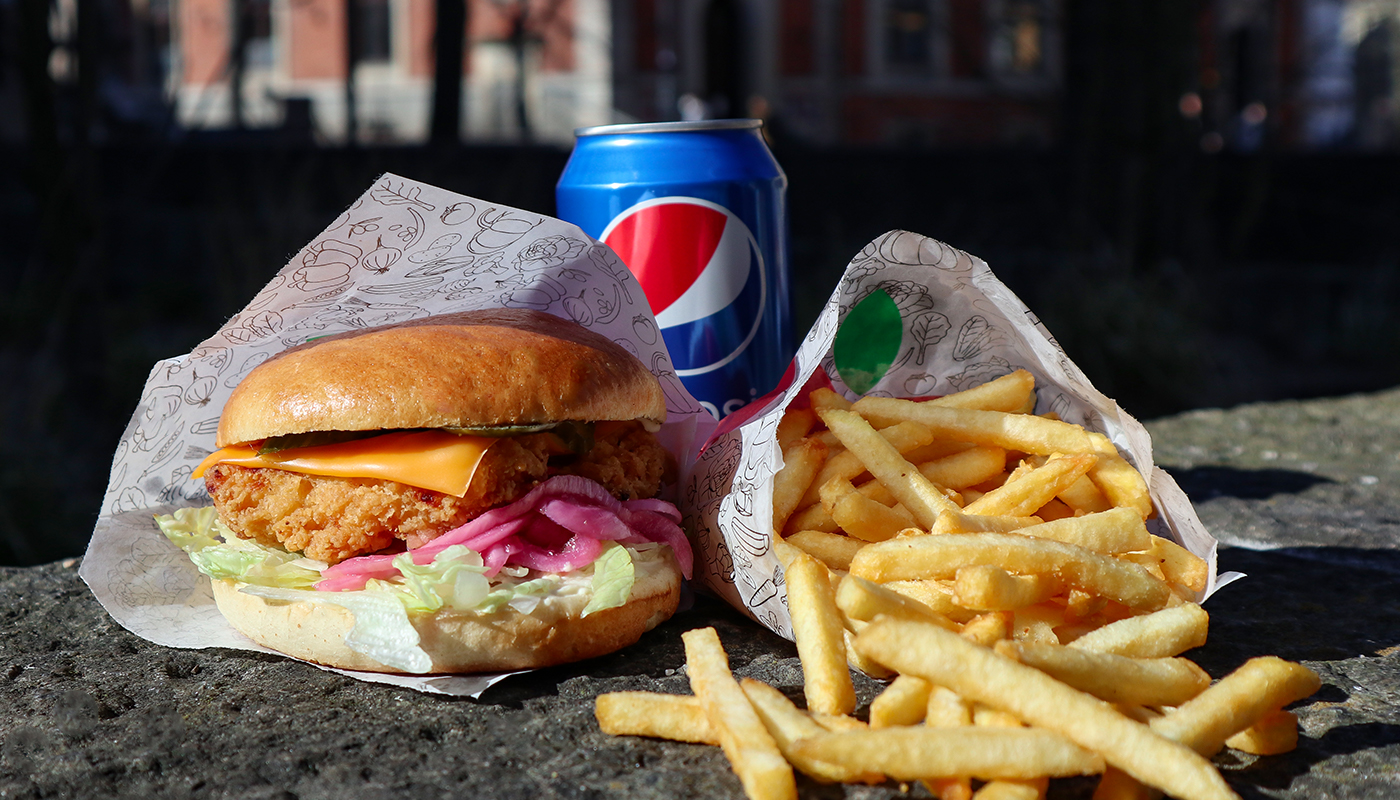 Burger Week med Bogø: Aalborgs billigste burgermenu til 49 kroner kun i denne uge