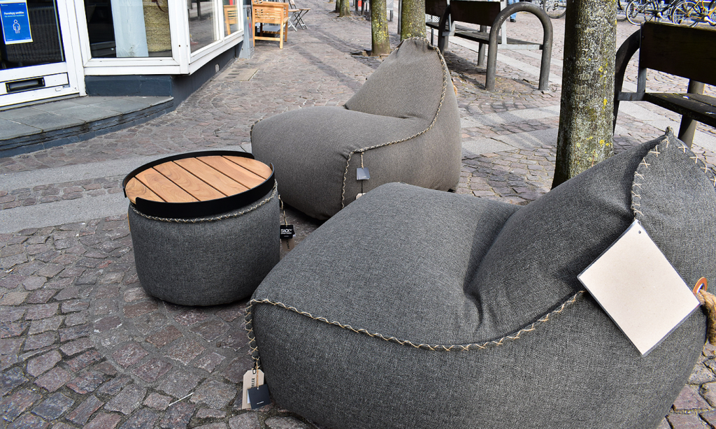 Bliv klar til sommer: Få styr på havemøblerne hos Høgh Møbler
