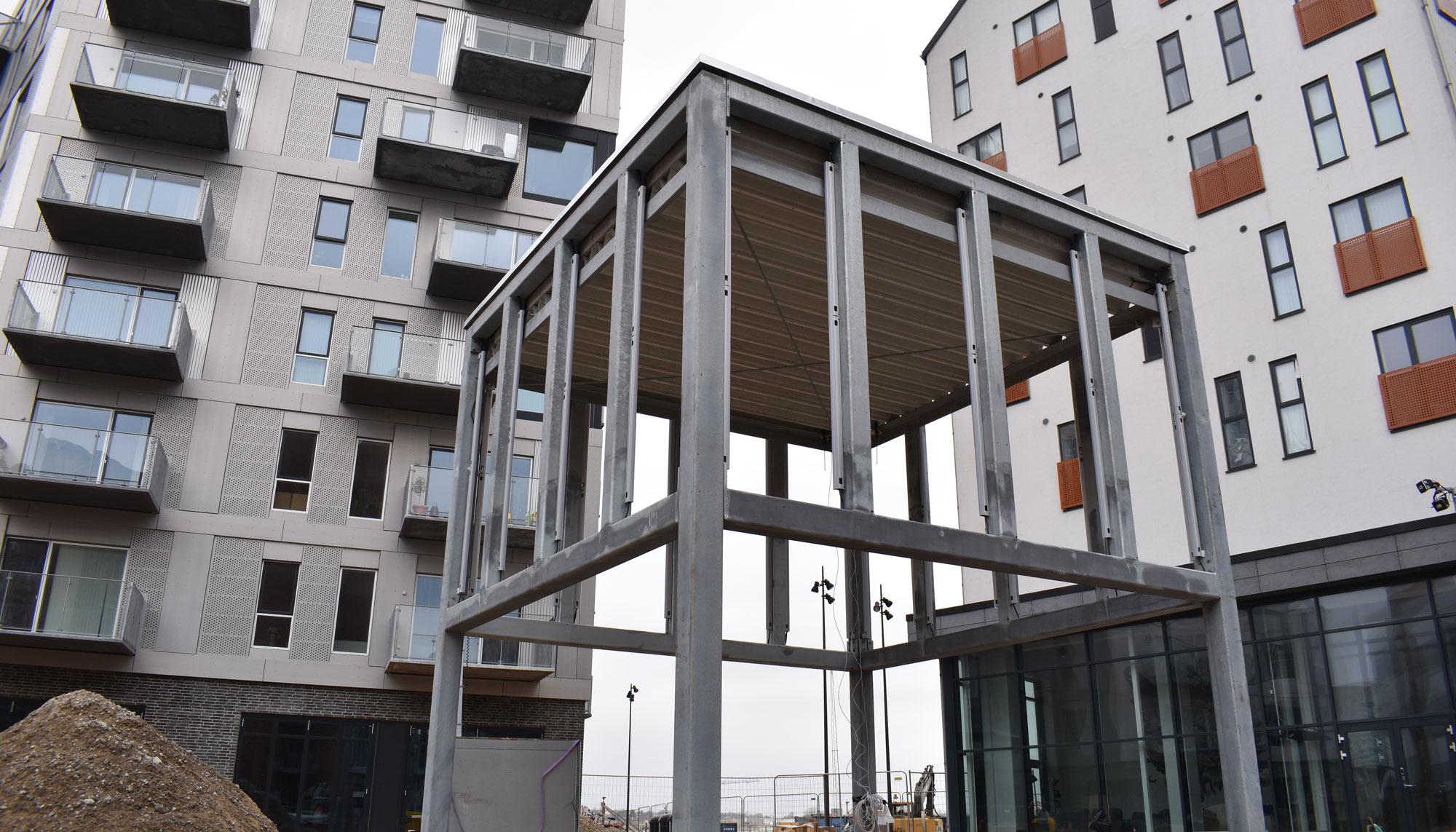 Hyldest til Aalborgs historie: Ikonisk samlingspunkt genskabes på havnefronten
