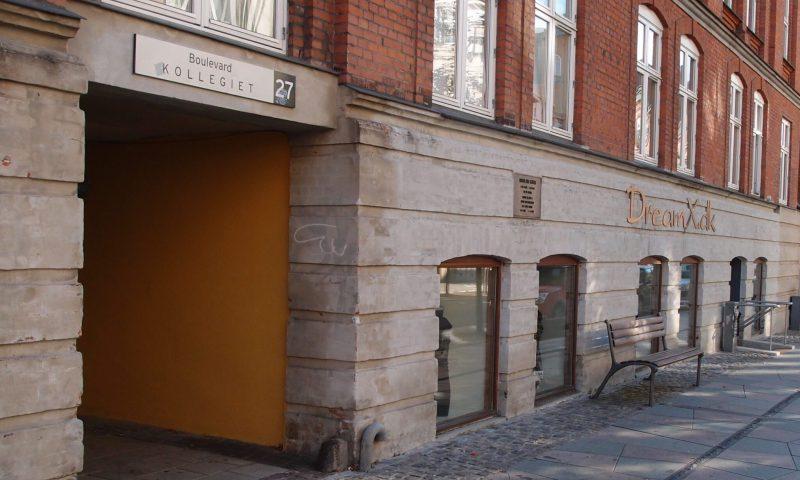 Her lå Gestapos hovedkvarter under krigen
