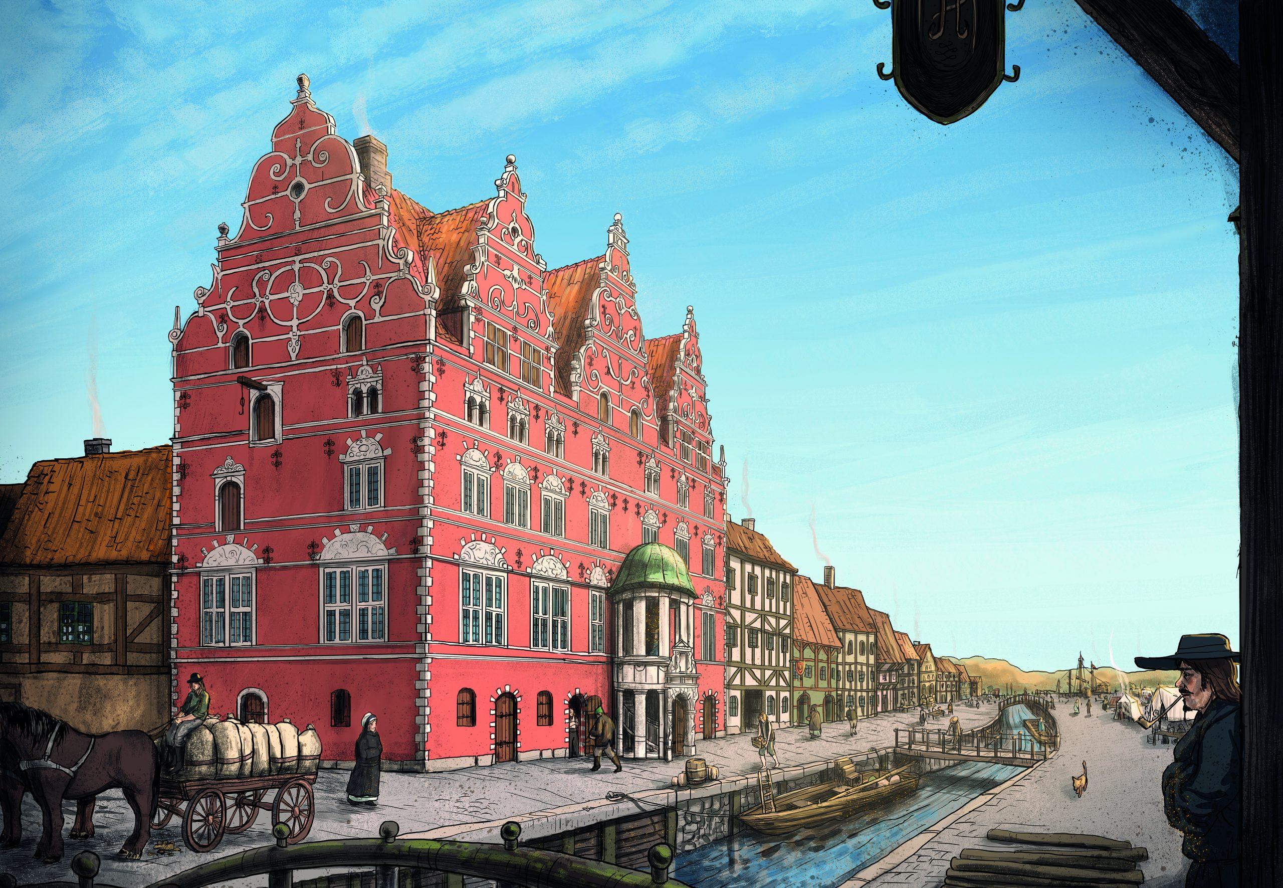 Et godt gys: Aalborg Historiske Museum lancerer flere nye byvandringer