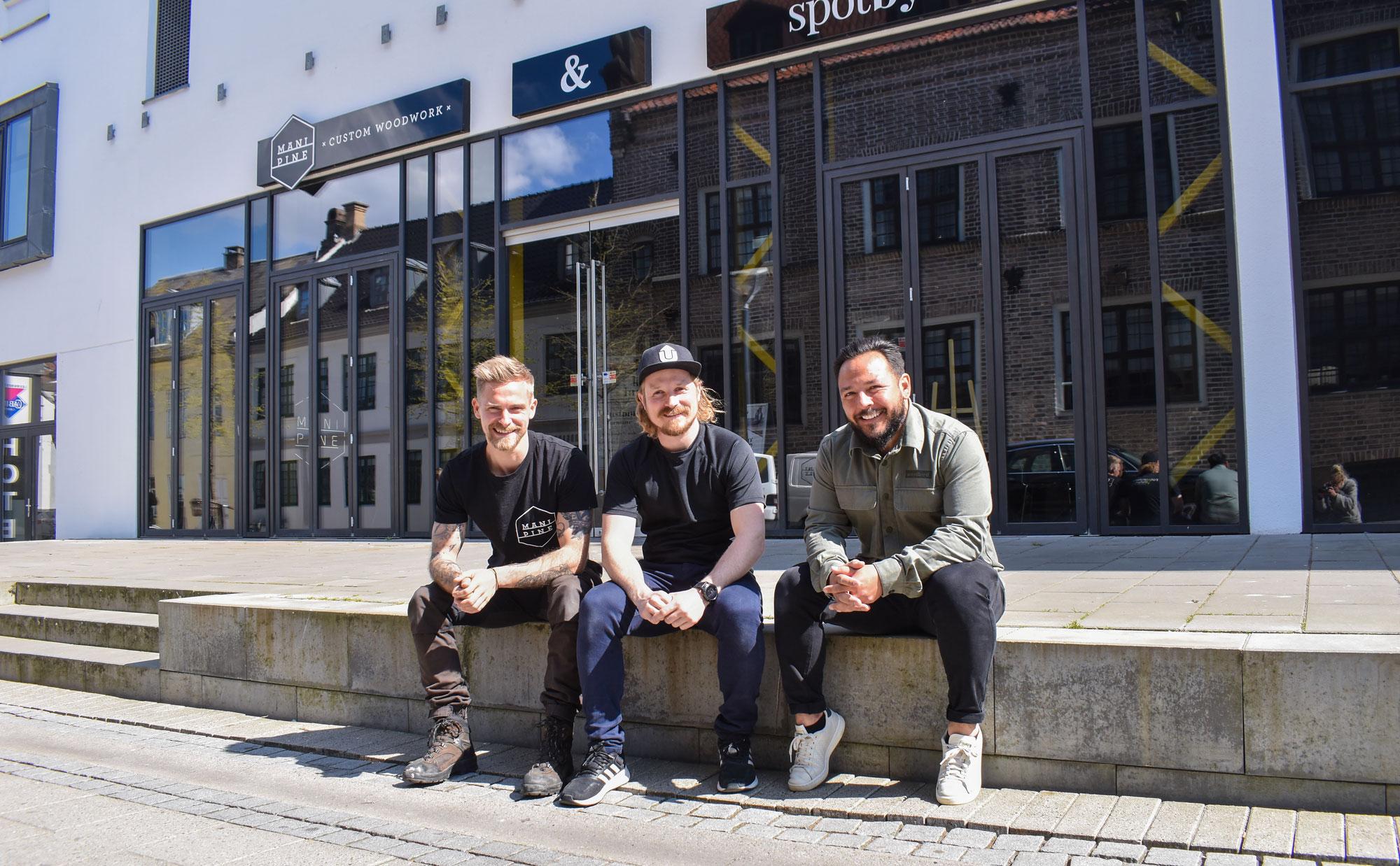 Slår dørene op i dag: Mani Pine og Spot Byen åbner stor butik i Aalborg