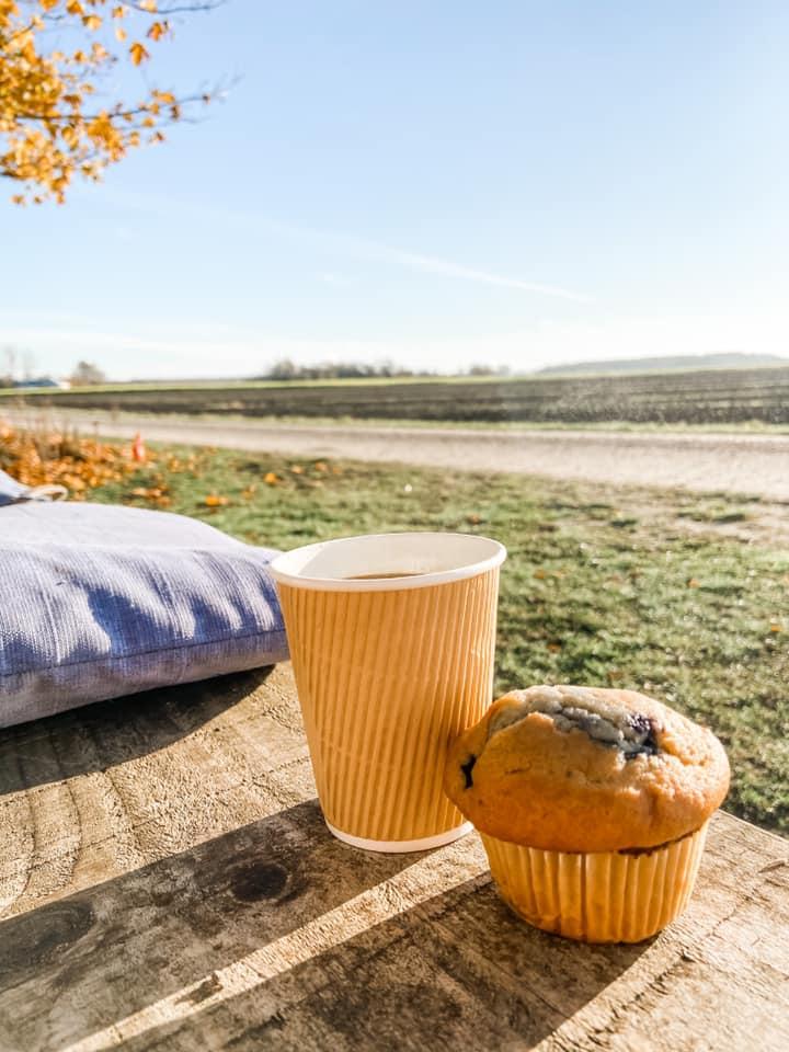 Kaffe, merchandise og specialiteter: Ø-kiosk er åbnet på Egholm