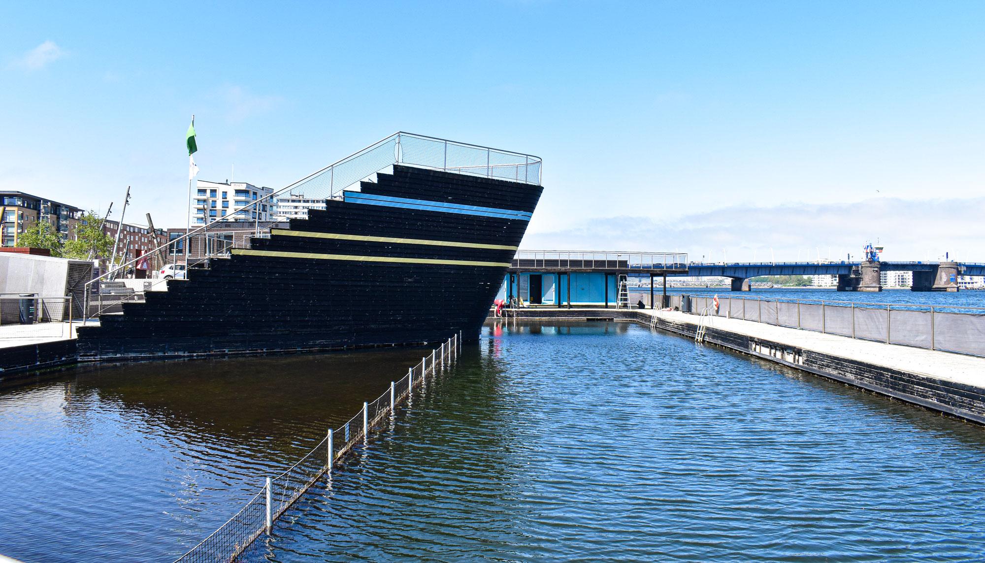 Klar på en dukkert?: Så varmt er badevandet i Aalborg
