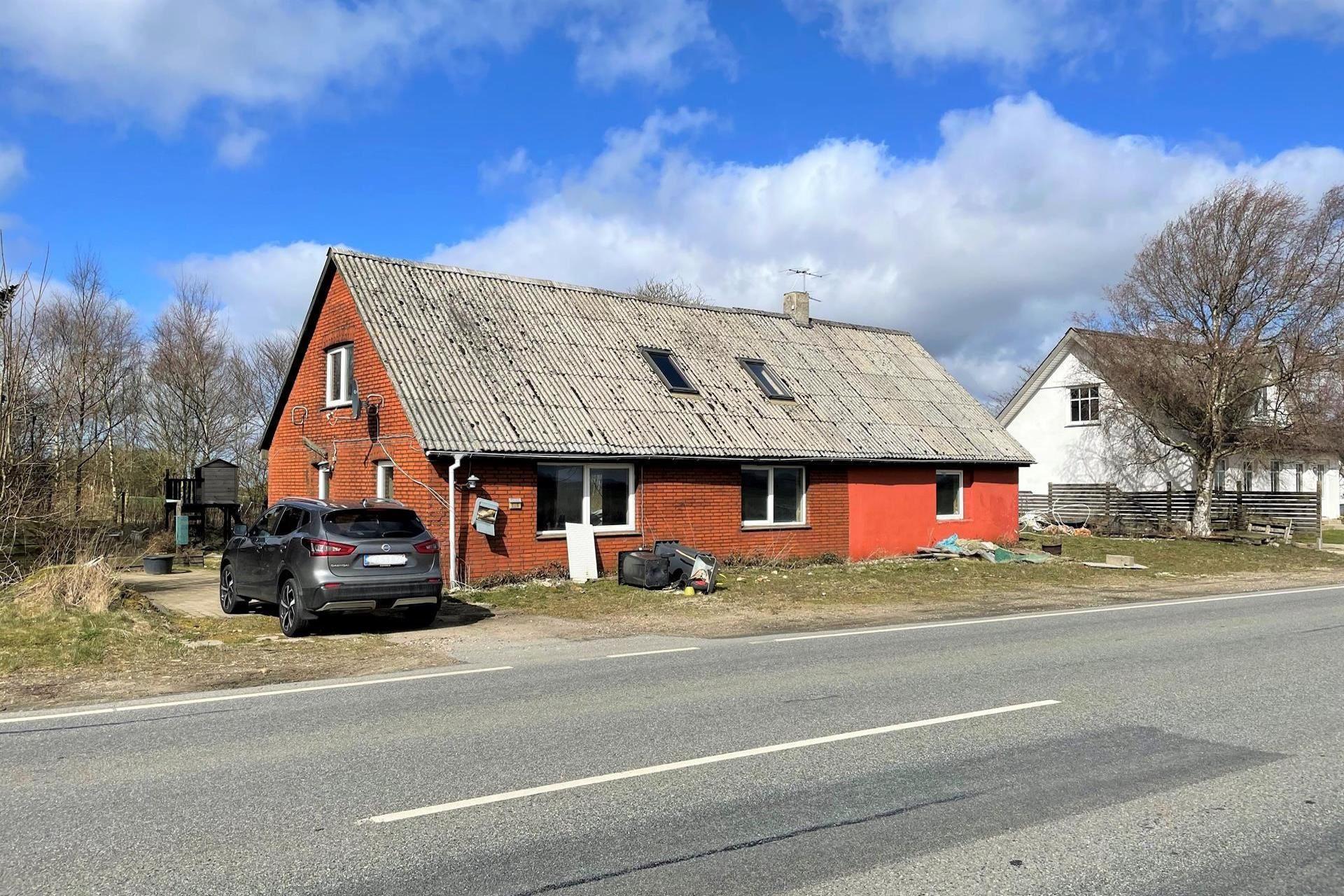 Bliv husejer for 99.000 kr.: Danmarks billigste huse er i Nordjylland