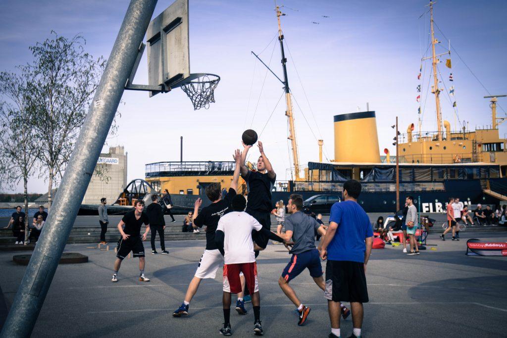 Vind fede præmier: 3x3 basketball turnering kommer til Aalborg