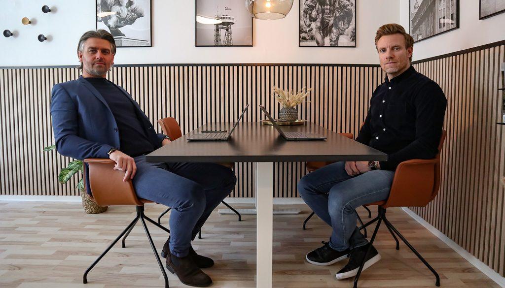 Kunst og vin i smukke rammer: Kom til pop-up arrangement med SteKa Bolig