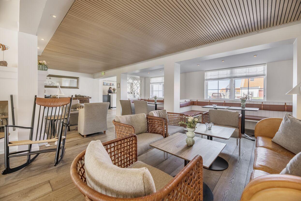 Helt klar til genåbning: Ikoniske Ruths Hotel har renoveret for 18 mio. kr.