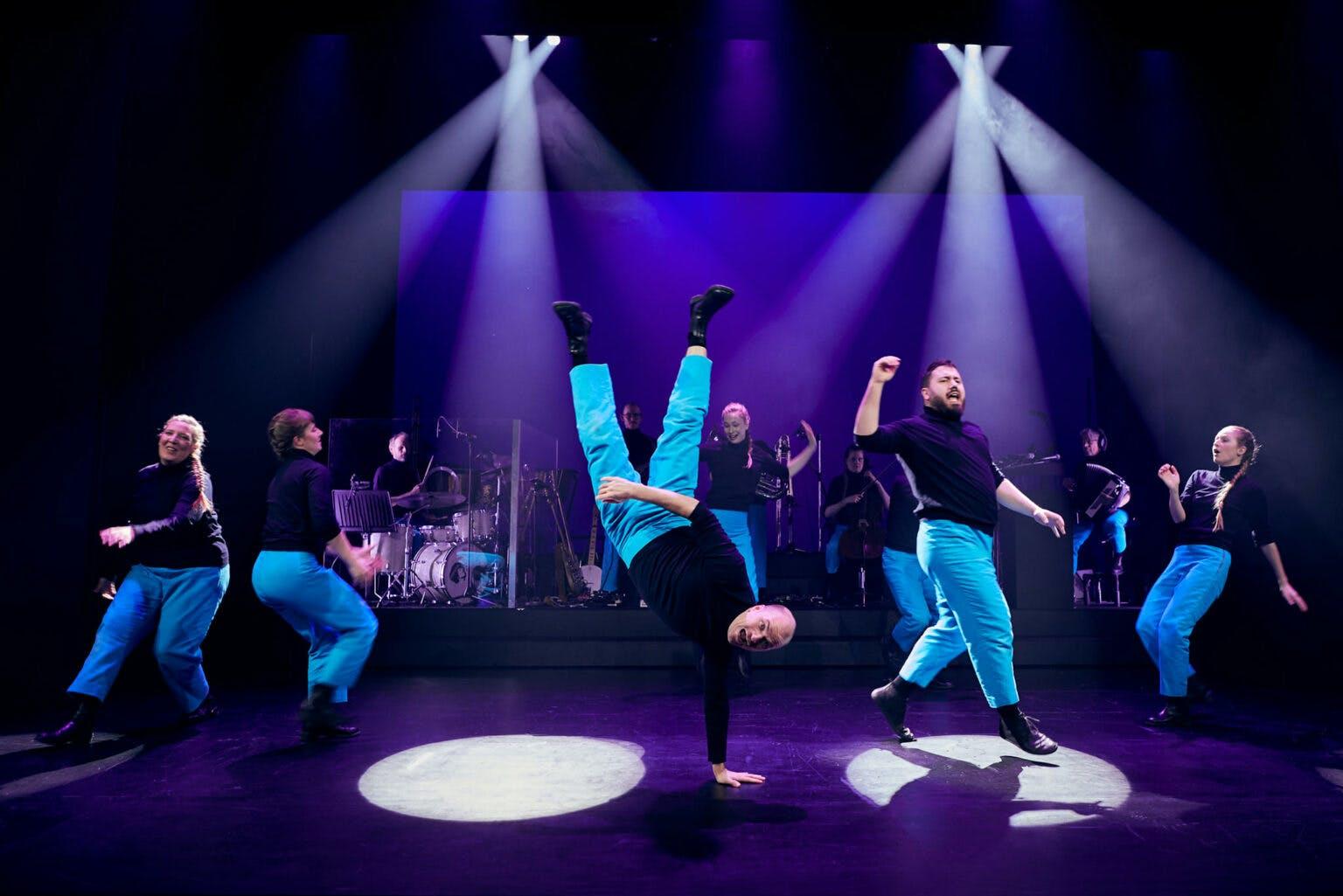 Anmeldelse af Drømte mig en drøm: En musikalsk sanseoplevelse for alle generationer