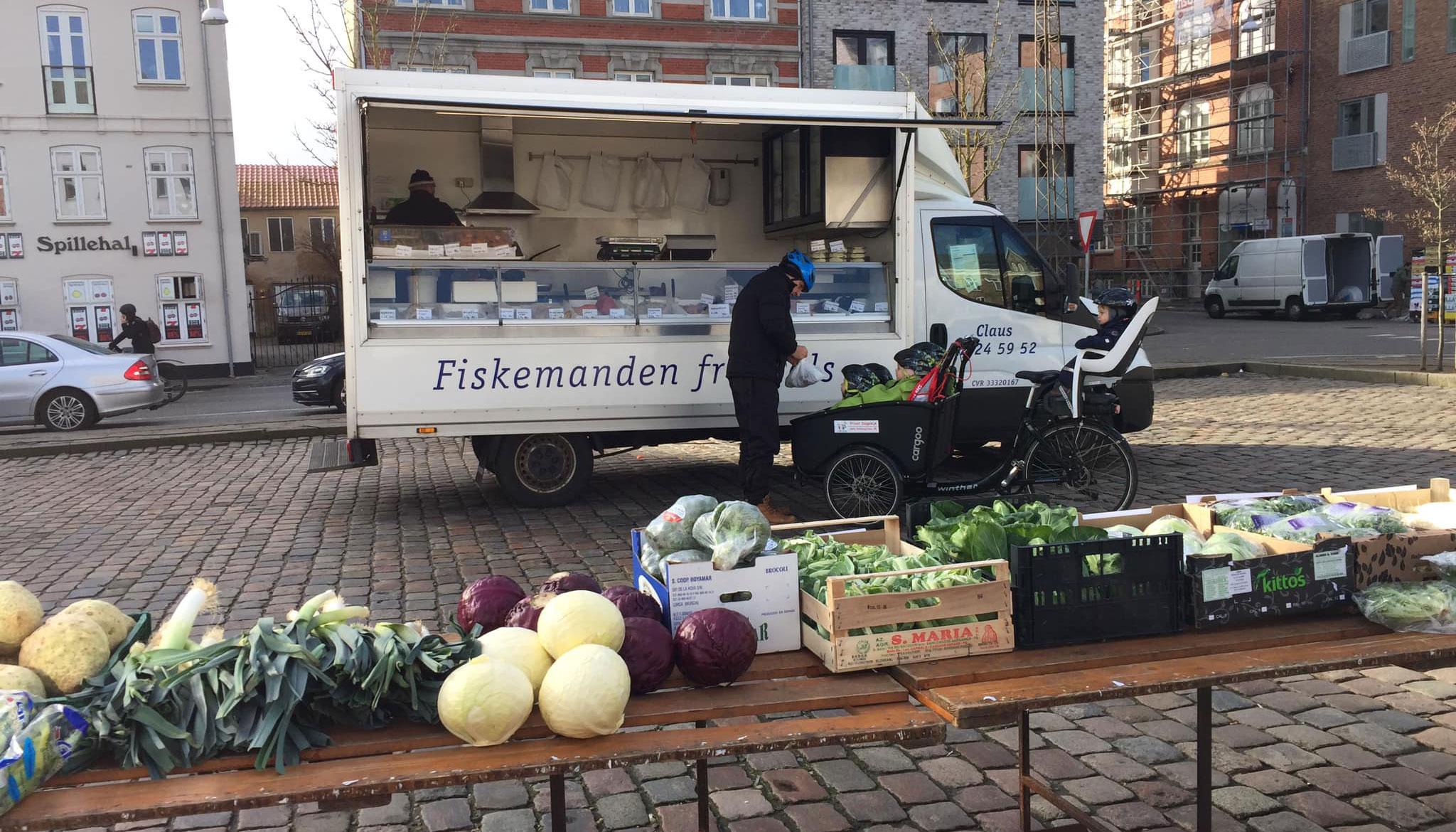 Lokale råvarer med alt det bedste: Kom til hyggelige torvedage midt i Aalborg