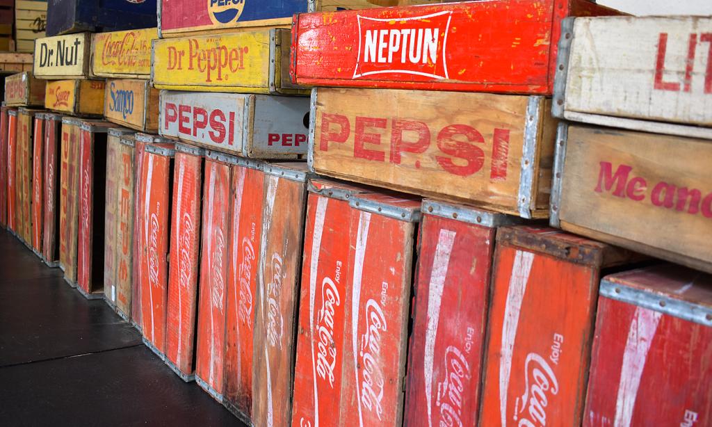Vintage9000 åbner ny butik: Kæmpe udvalg af fede retro-kasser
