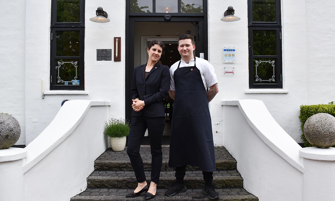 Vild gourmetmiddag: Kom til helt særlig caviar-aften på Restaurant Bühlmann