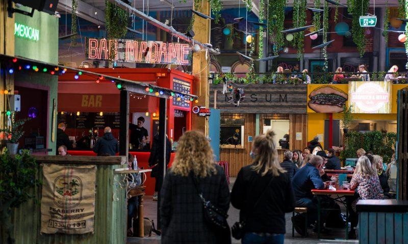 Foto: Aalborg Streetfood - Køkkenfabrikken