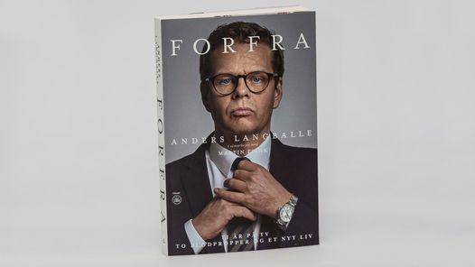 Kendt tv-ansigt med ny bog: Præsenterer bogen i Aalborg lørdag