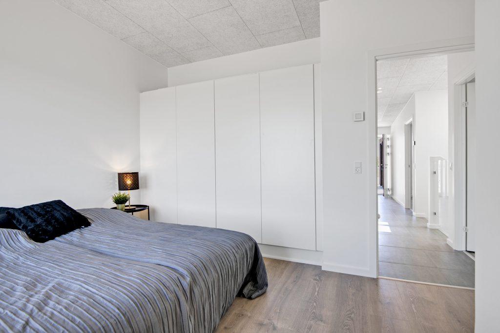 Nye familievenlige rækkehuse i Klarup: Kom til Åbent Hus i weekenden