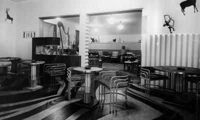 Ritz Safari Bar fra gamle dage