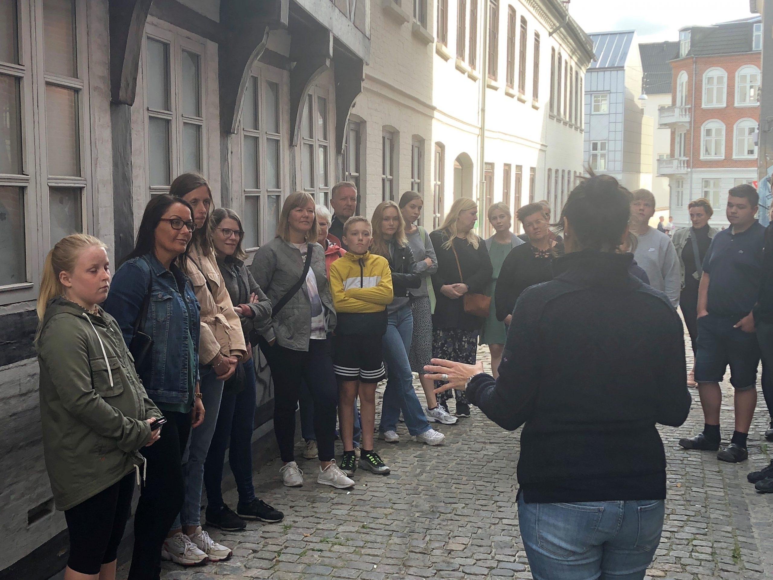 Et sikkert sommerhit: Aalborg Historiske Museum er klar med flere byvandringer