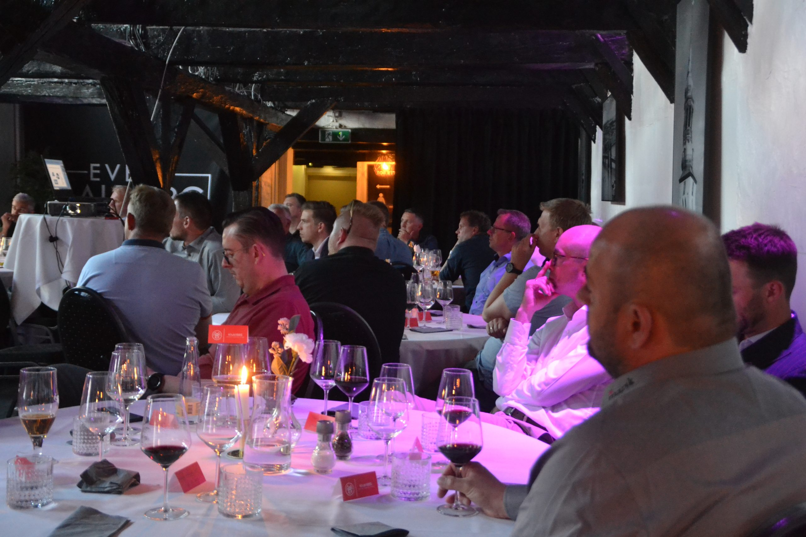 Stor succes: Nyt netværk i Aalborg fik flyvende start