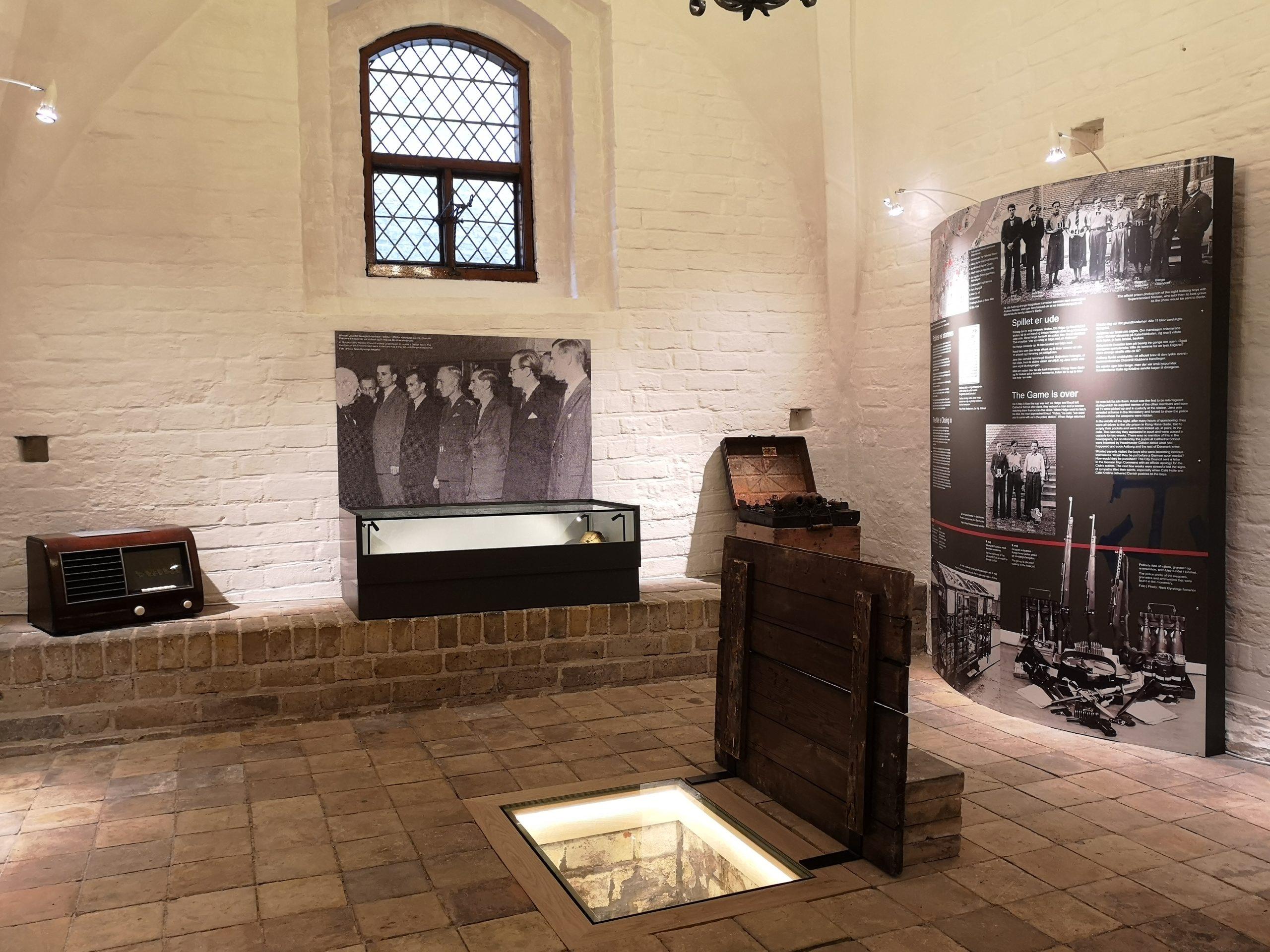 Kloster, krig og kærlighed: Kom til eksklusiv rundvisning i Aalborg Kloster