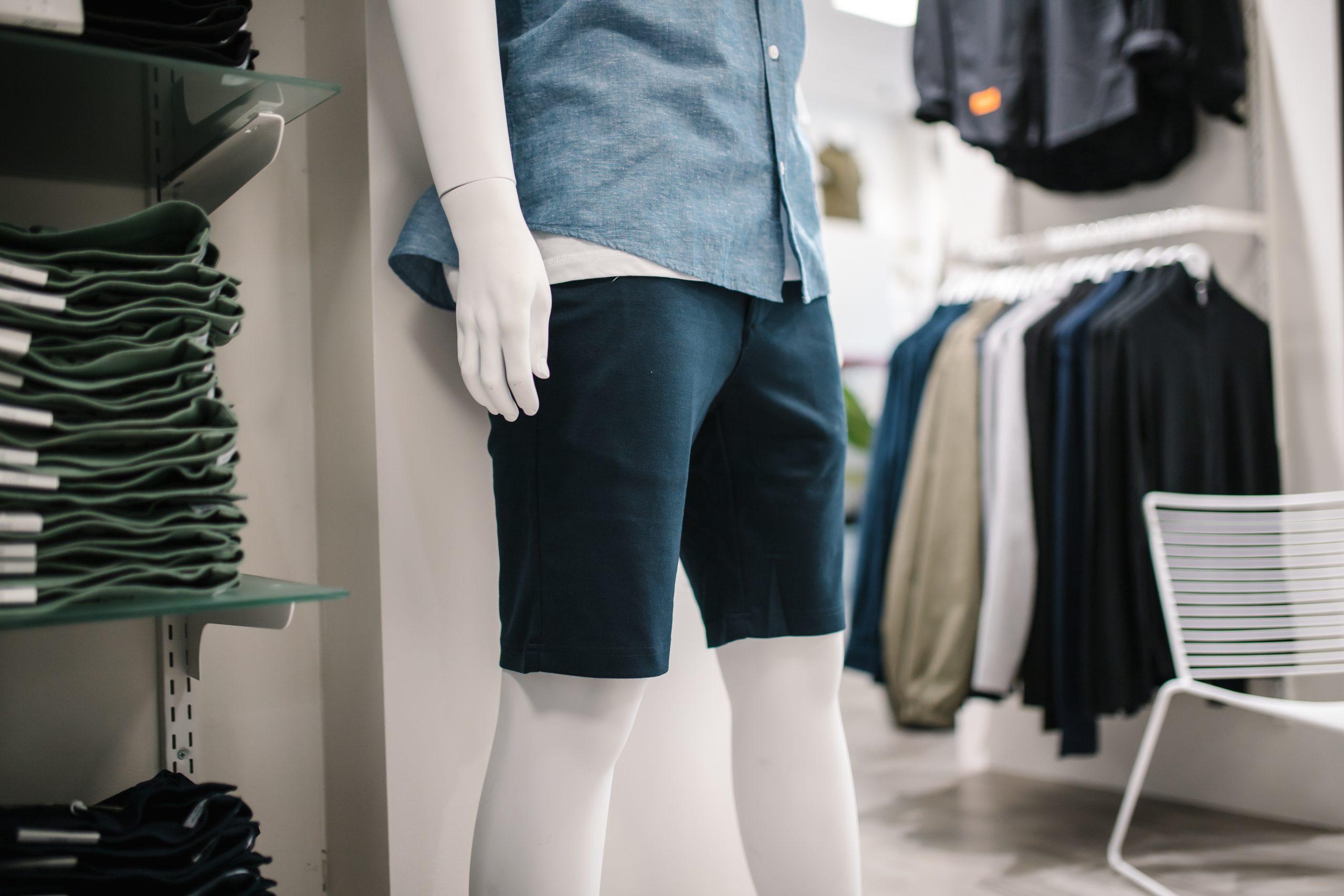 TeeShoppen med vildt tilbud: Få tre par af deres populære shorts for 489 kr.