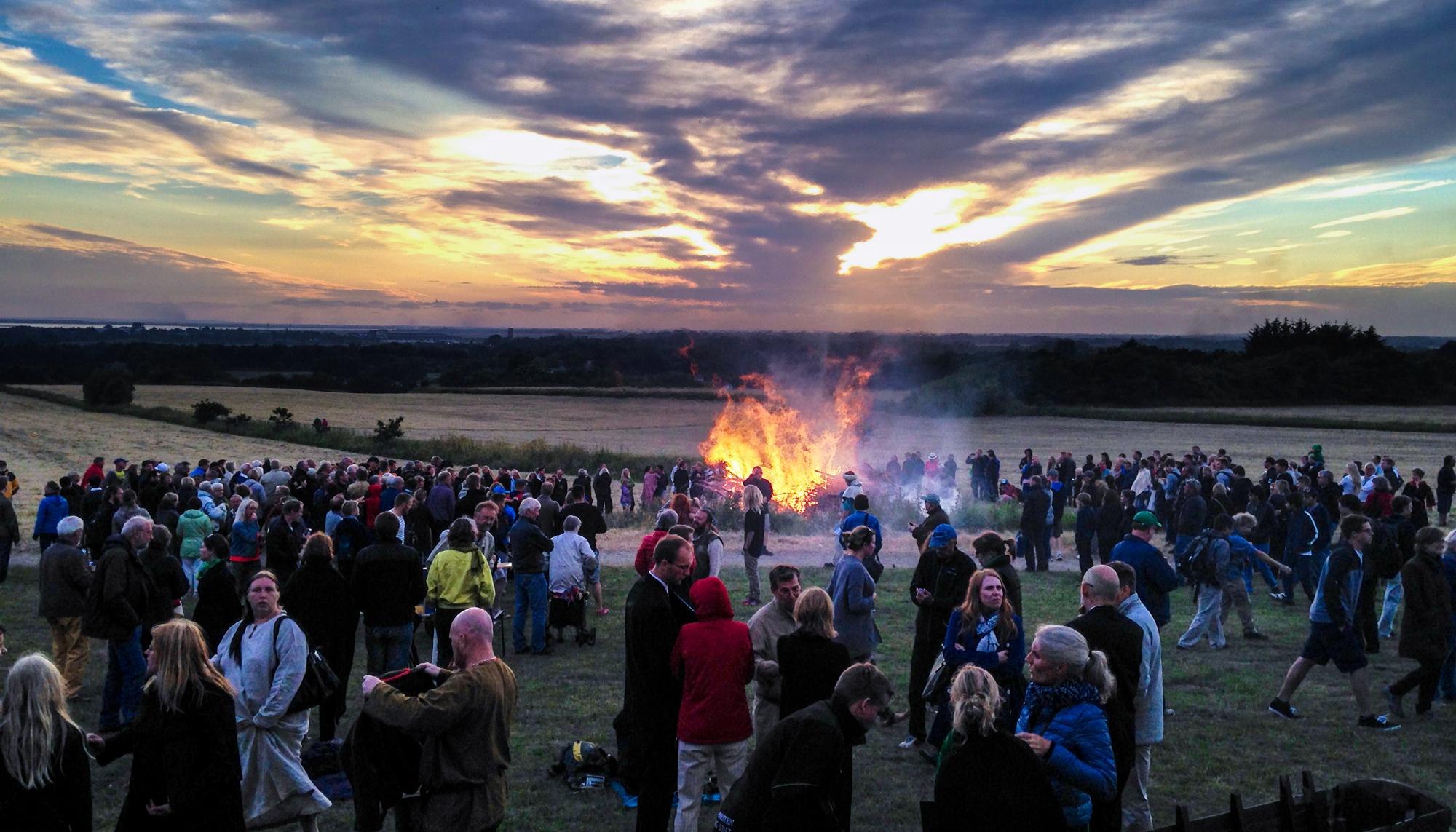 Bål og hygge: Her er der Sankt Hans fester i Aalborg i år