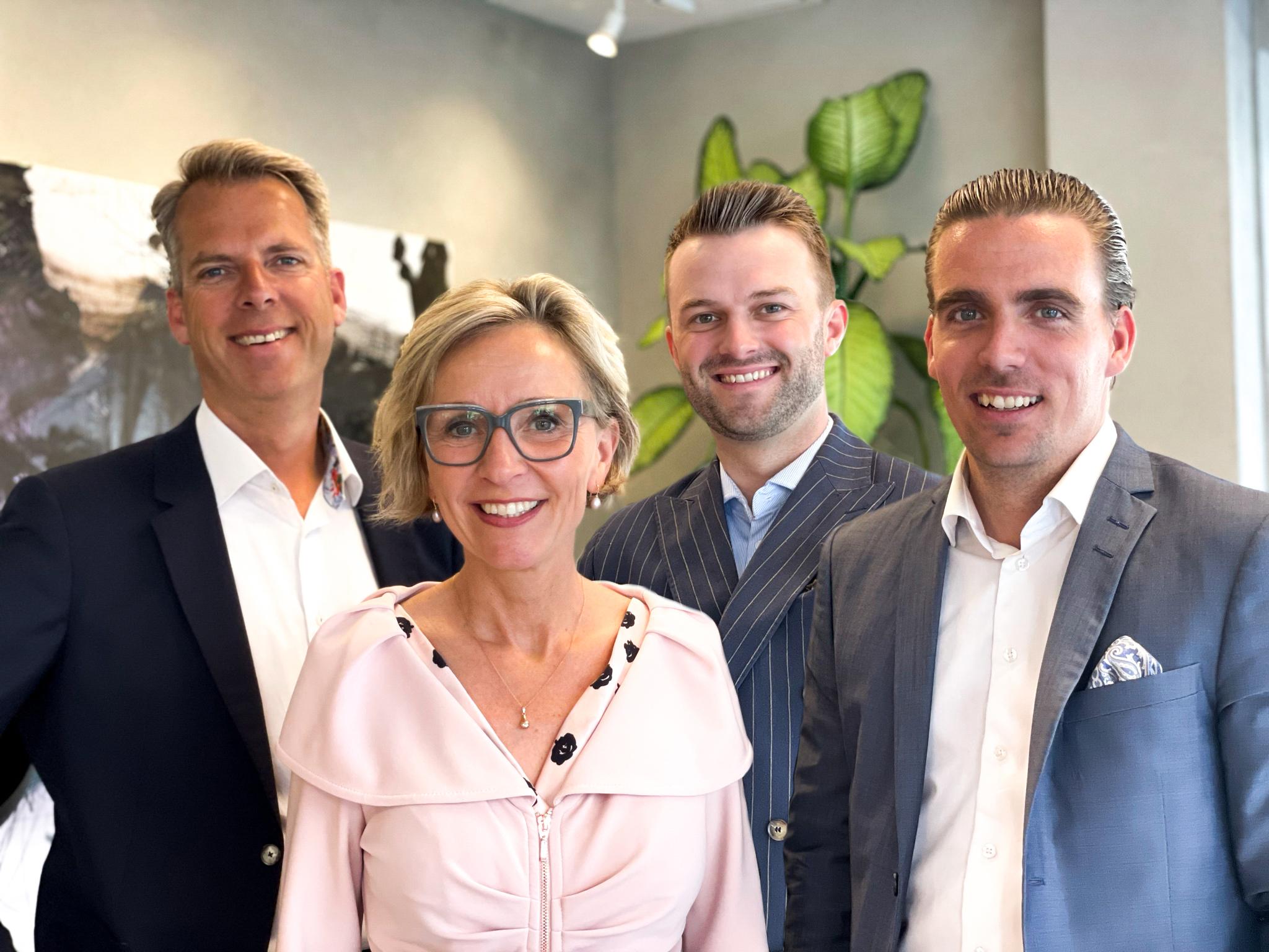 Efter vild vækst: Nybolig Palle Ørtoft udvider med ny medejer i flere afdelinger