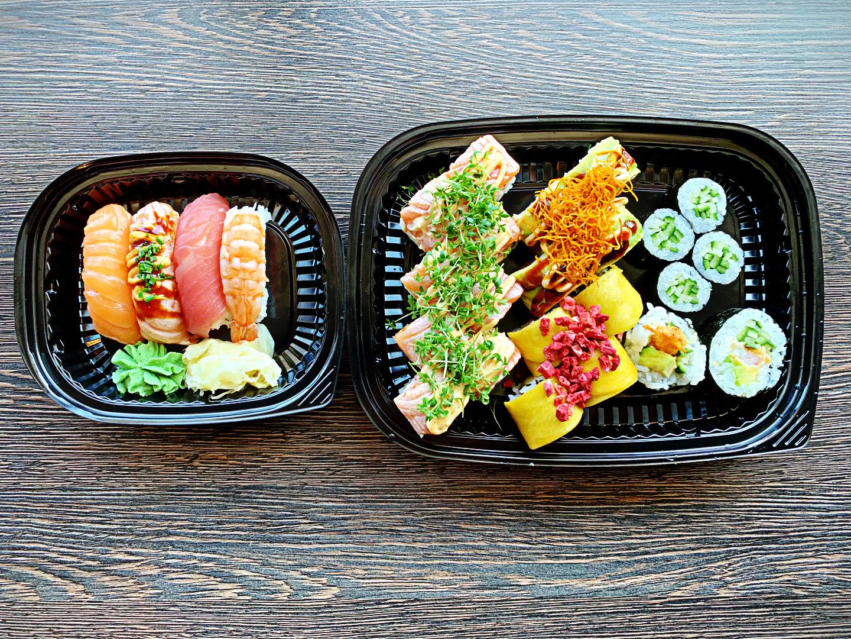 Sushi Festival i Aalborg: Her får du lækre Sushi-menuer til 115 kr.