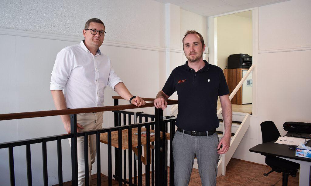 Danmarks største leverandør: Altan.dk åbner showroom i hjertet af Aalborg