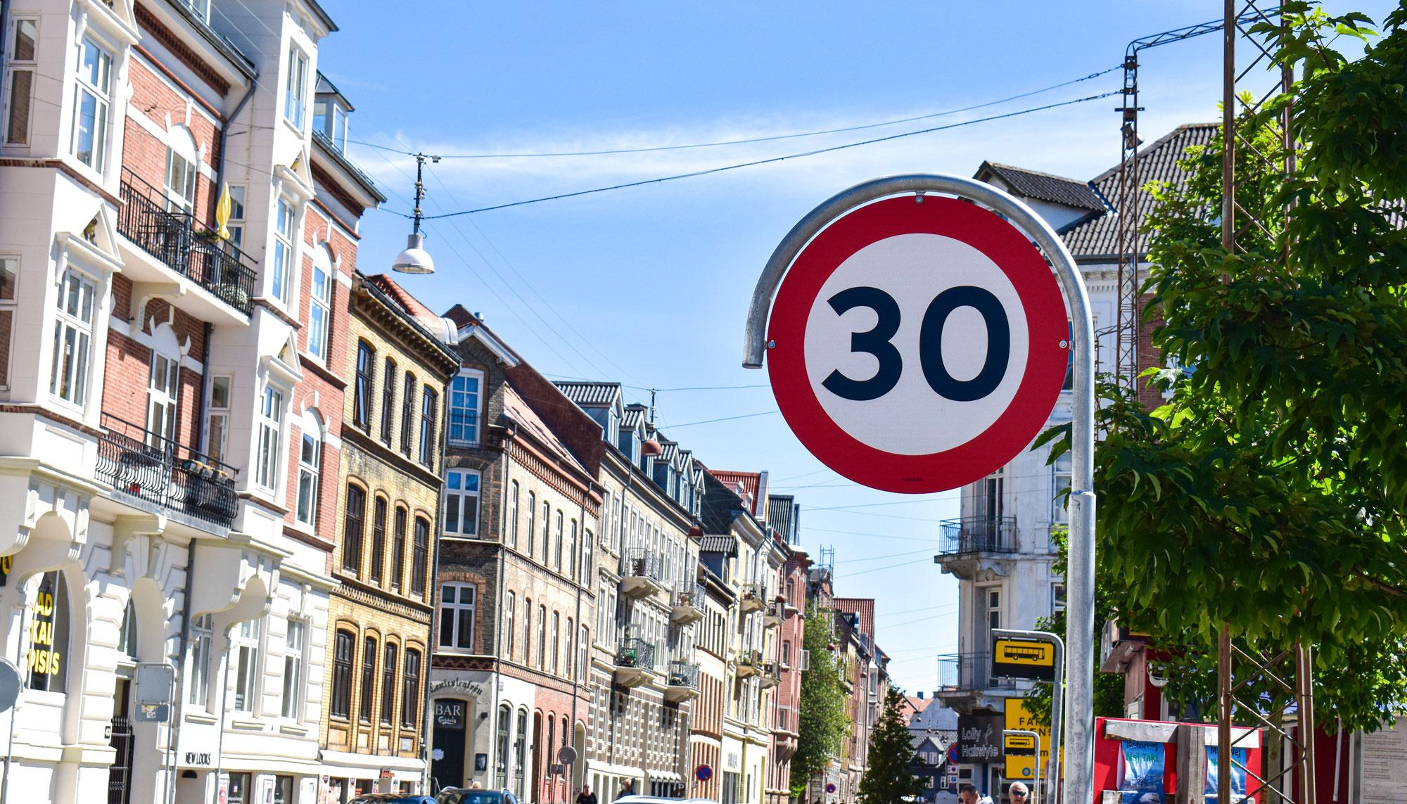 Væsentlig ændring: Her kan det blive rigtig dyrt at køre 50 km/t midt i Aalborg