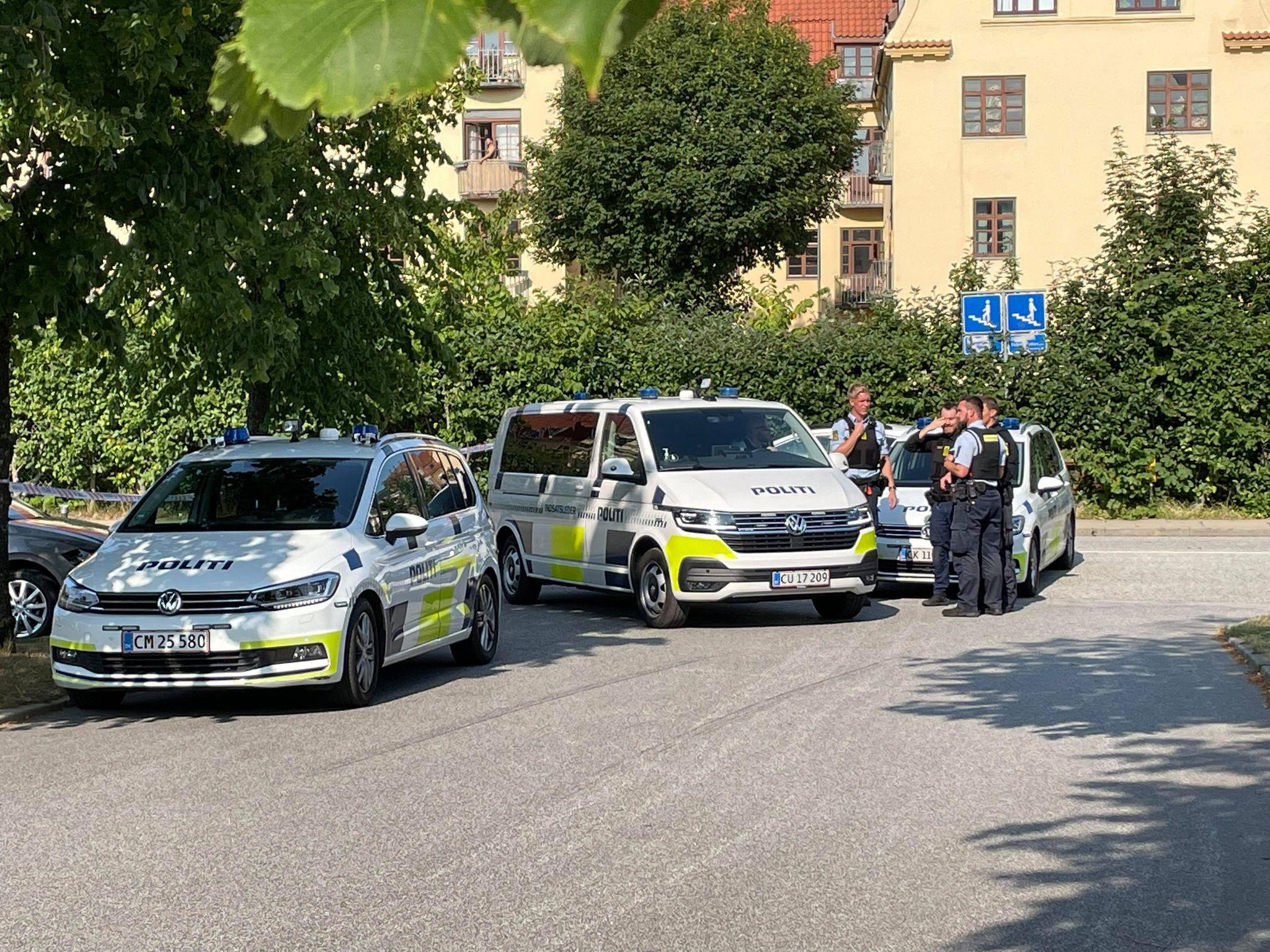 Stor politiaktion i Aalborg: Nordjyllands Politi søger vidner