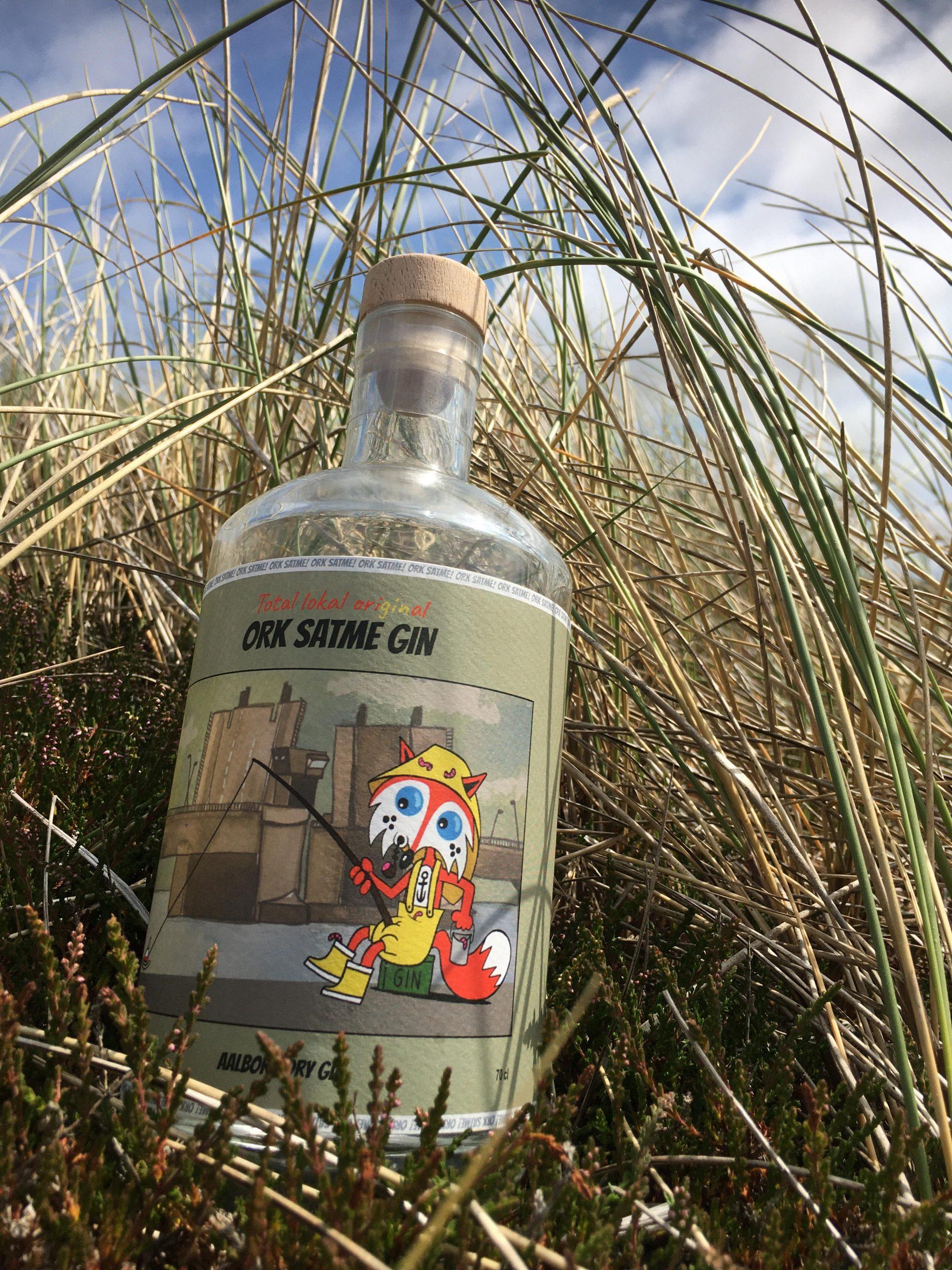 Hefty nyhed: Nu kan du købe en ORK SATME-gin i Aalborg