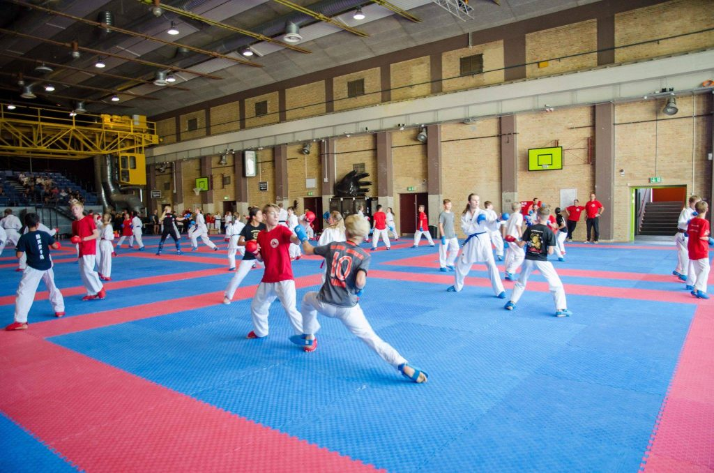OL feberen har ramt: Her kan du prøve de olympiske sportsgrene i Aalborg