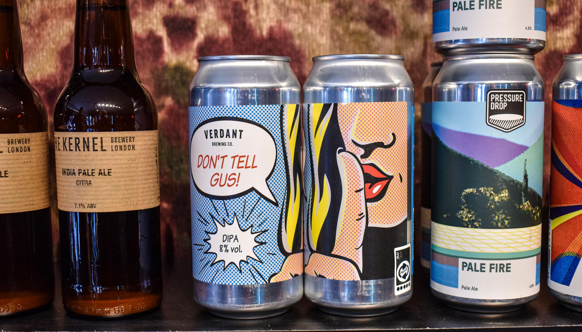 Ugens tip: Erlings Flaskebutik frister med bland-selv-bajer og verdens bedste øl