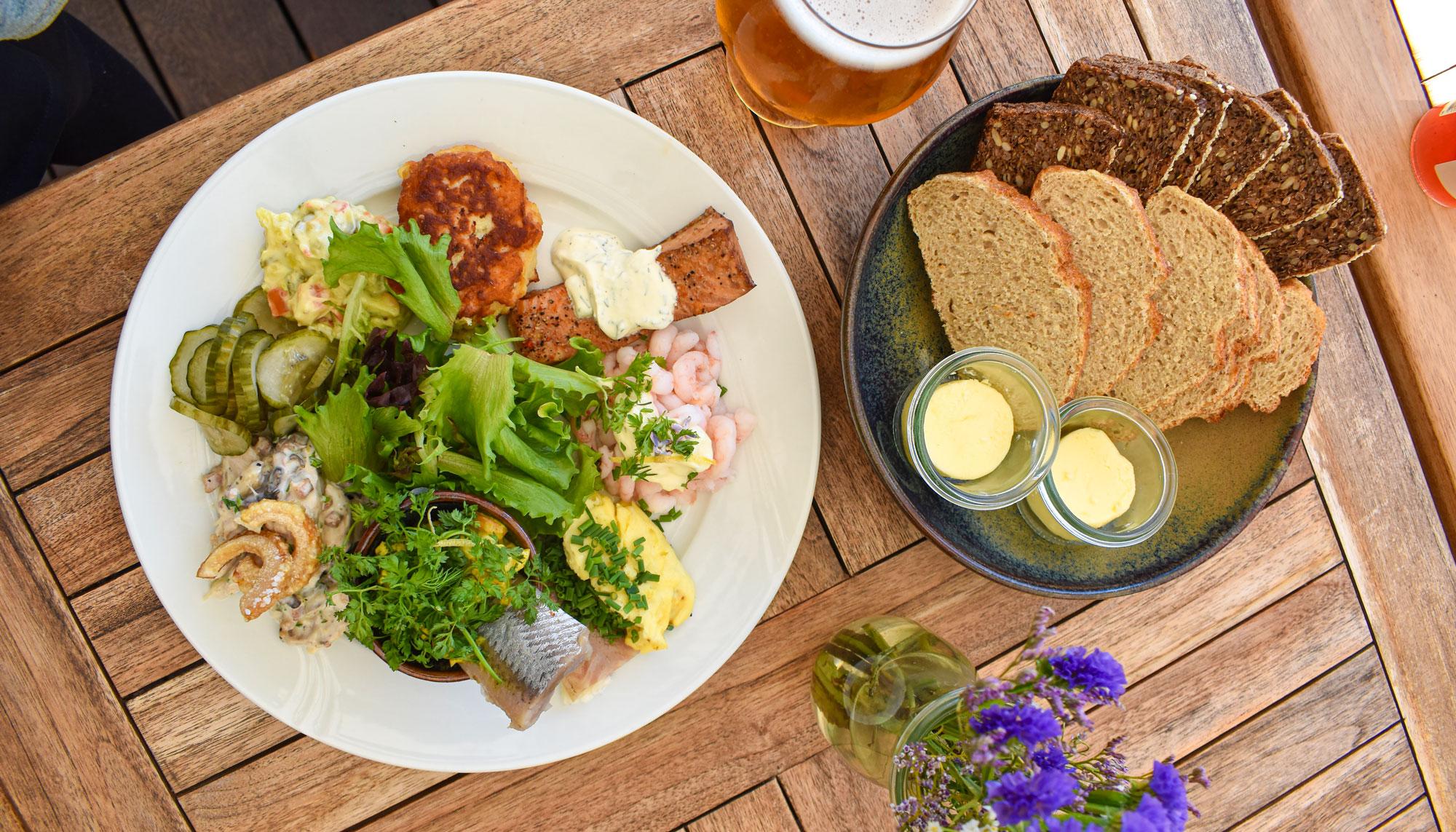 Smagen af Nordjylland: Restaurant Kronborg har det hele i smukke omgivelser