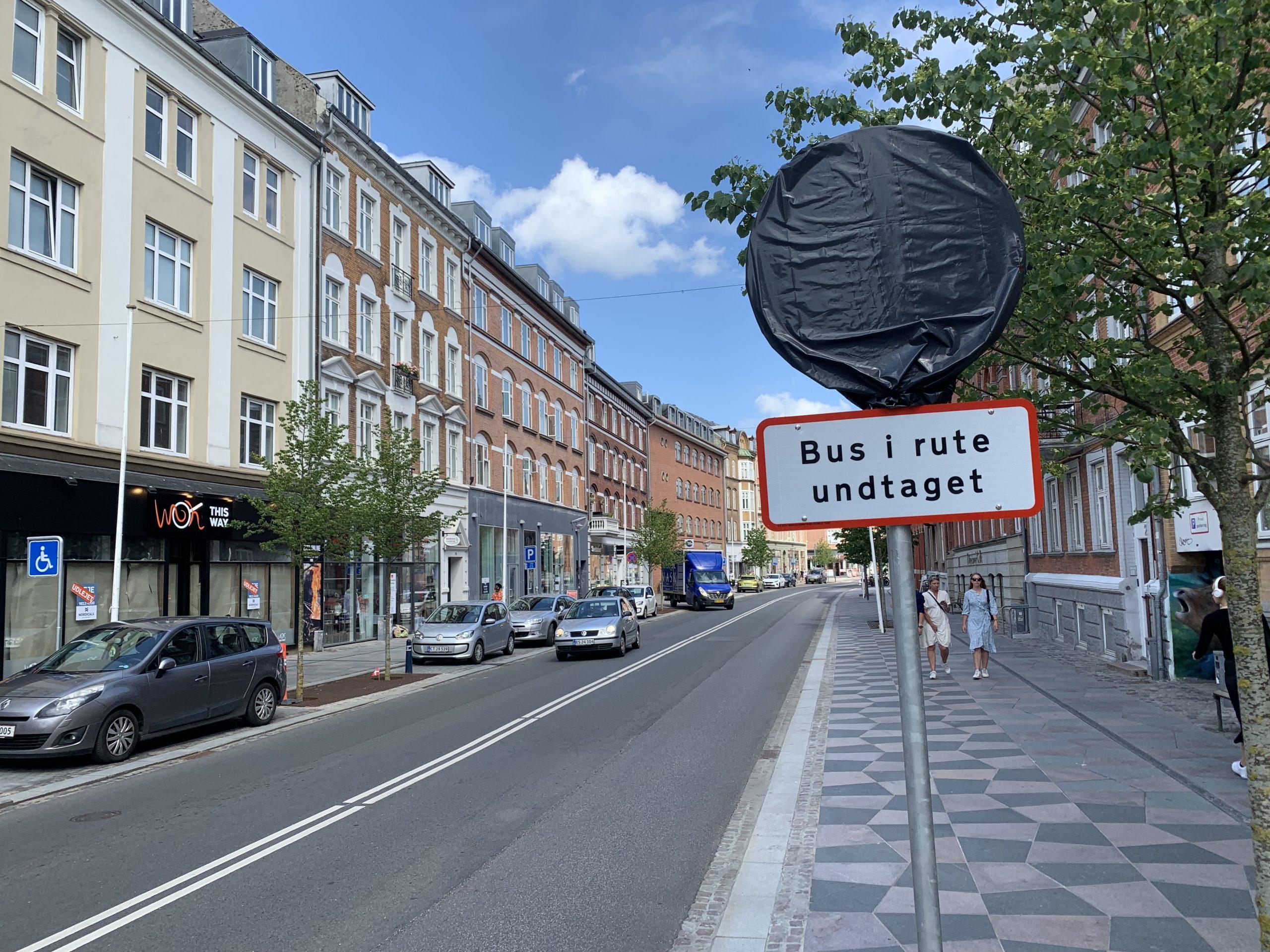 Bilister skal være opmærksomme: Store trafikale ændringer fra i morgen
