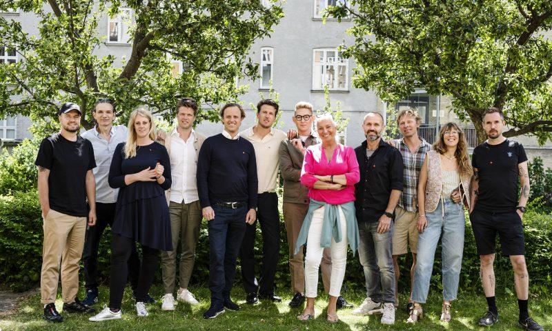 Klub10 Røde Kors for 2021  Foto: Heidi Kim Andersen