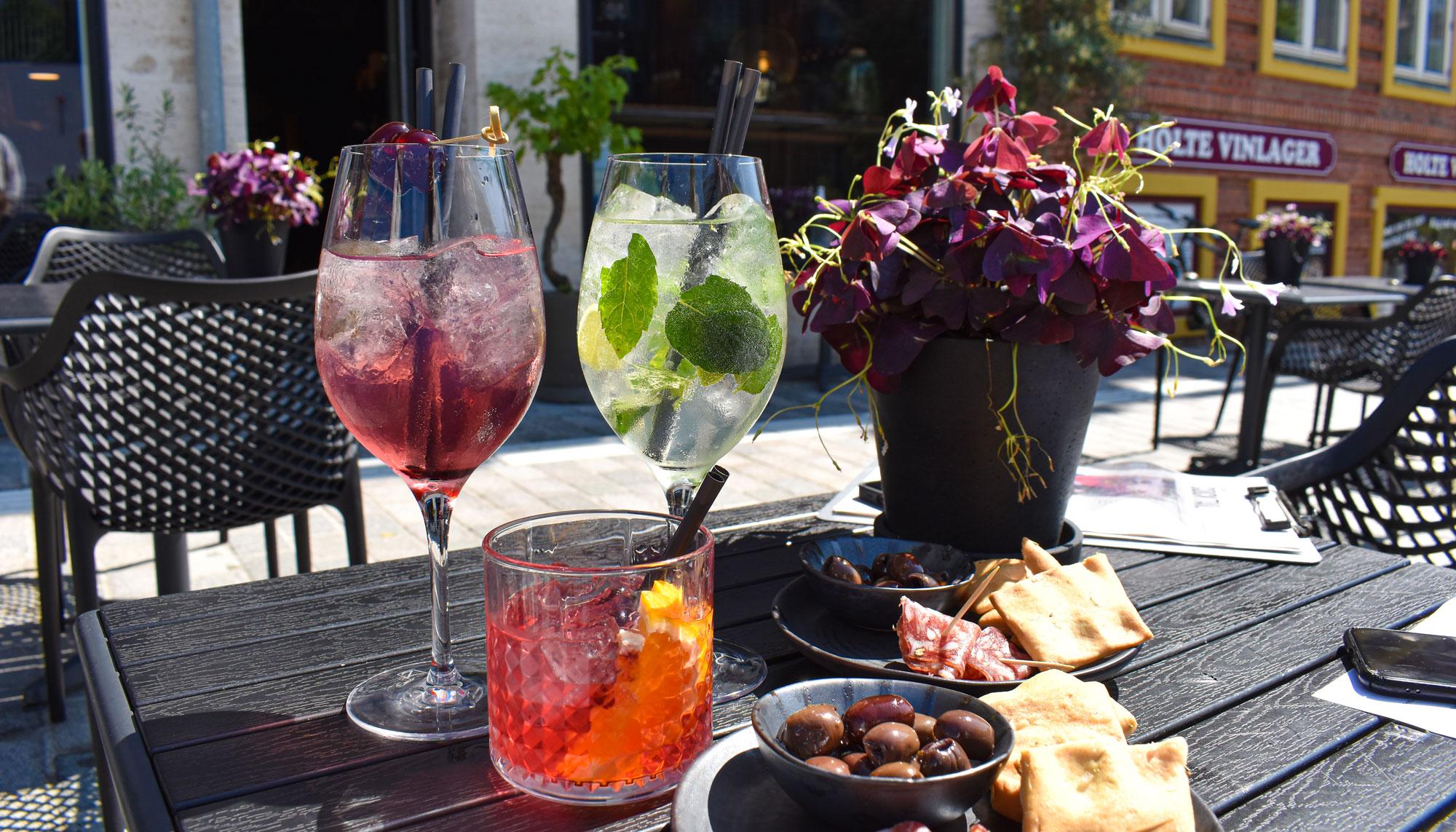 Italienske drinks til en skarp pris: Kom til fredagsbar hos Quist Wine