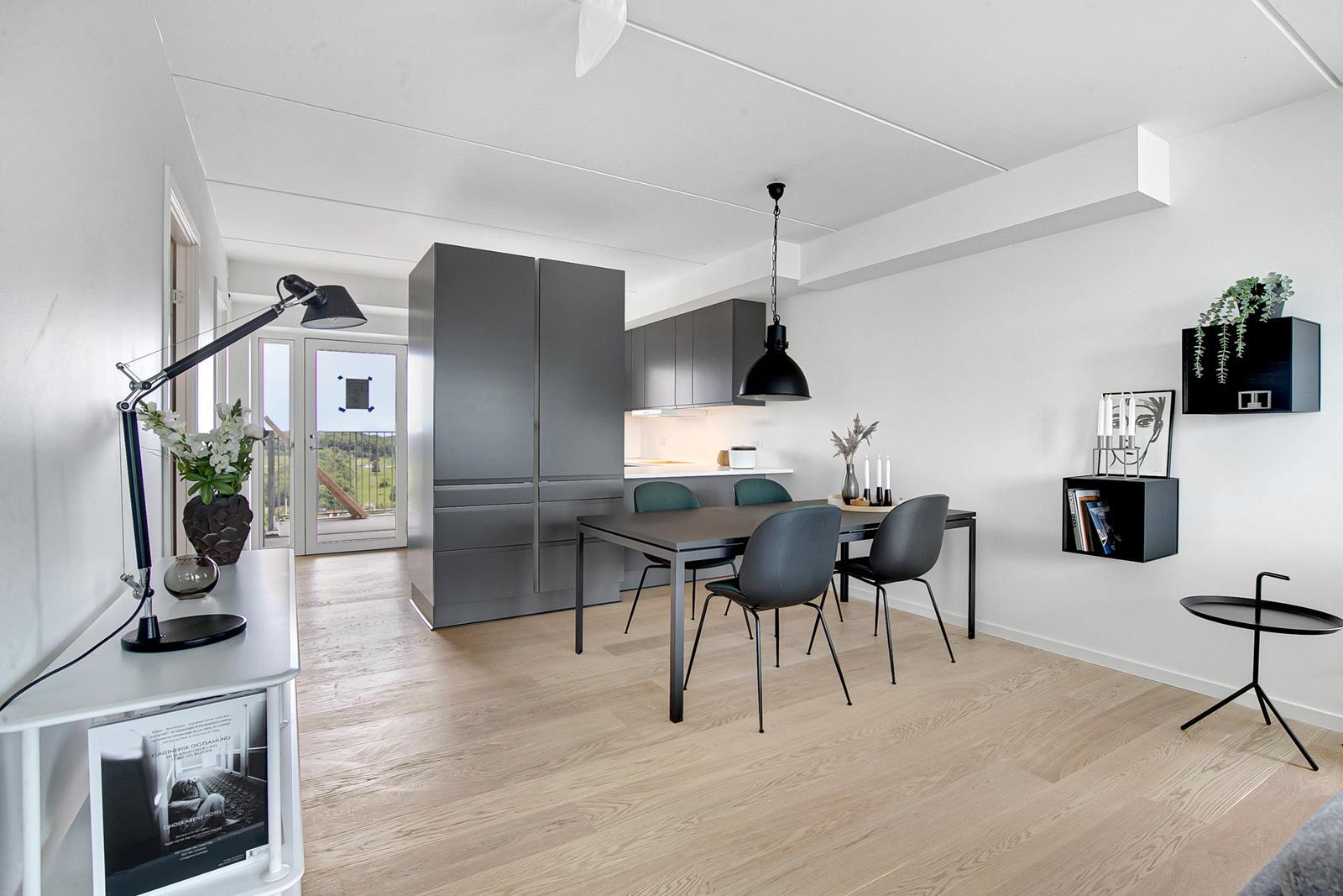 Eksklusive udsigtslejligheder tæt på centrum: Kom til Åbent Hus i Lektorgården
