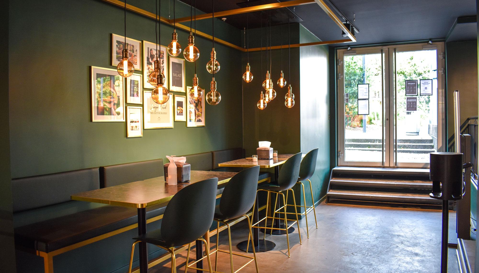 En sprudlende smagsoplevelse?: Vi har besøgt Aalborgs nye burgerbar