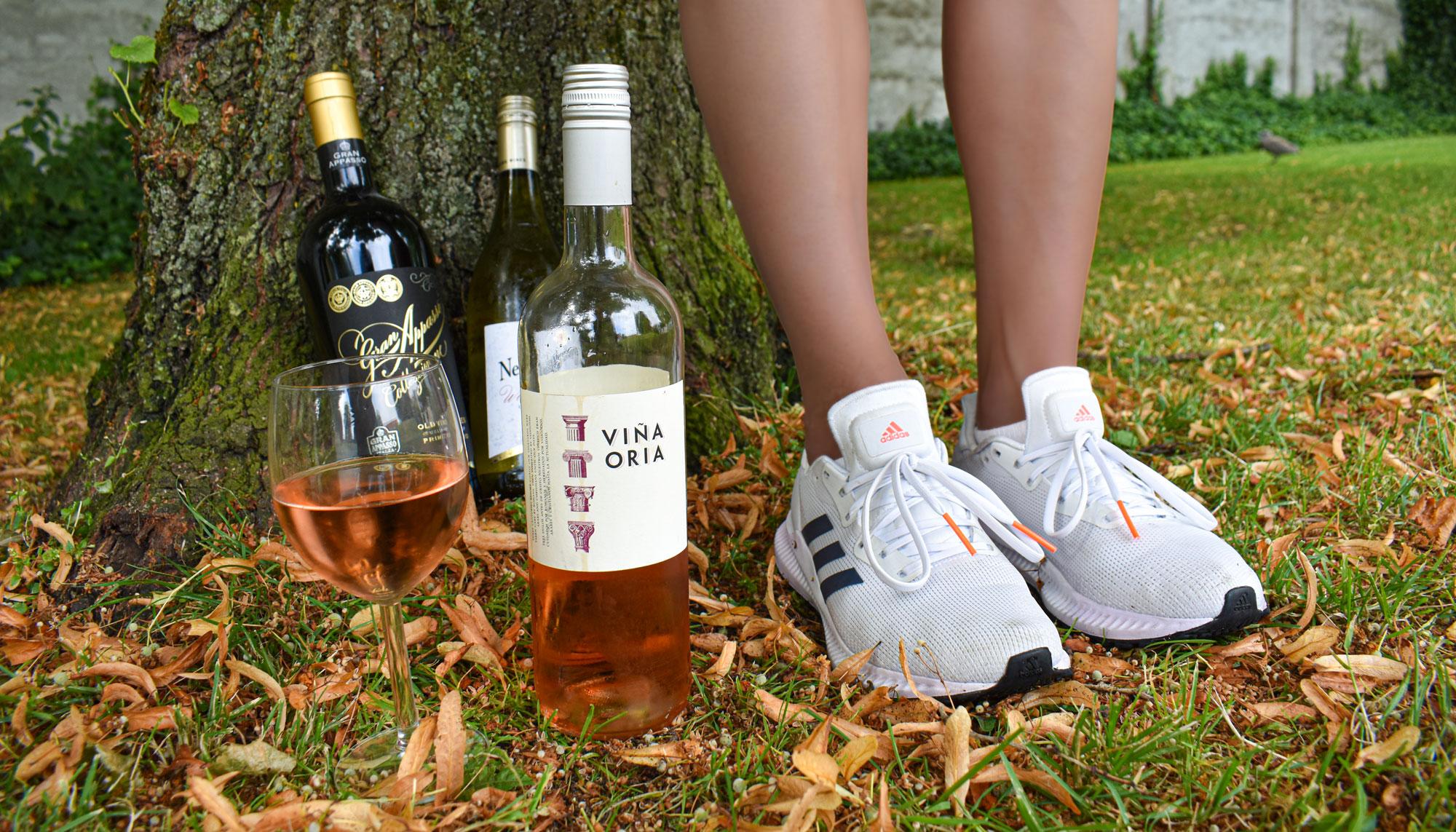 Vin, sved og ingen tårer: Kom til genialt vin-løb i næste uge