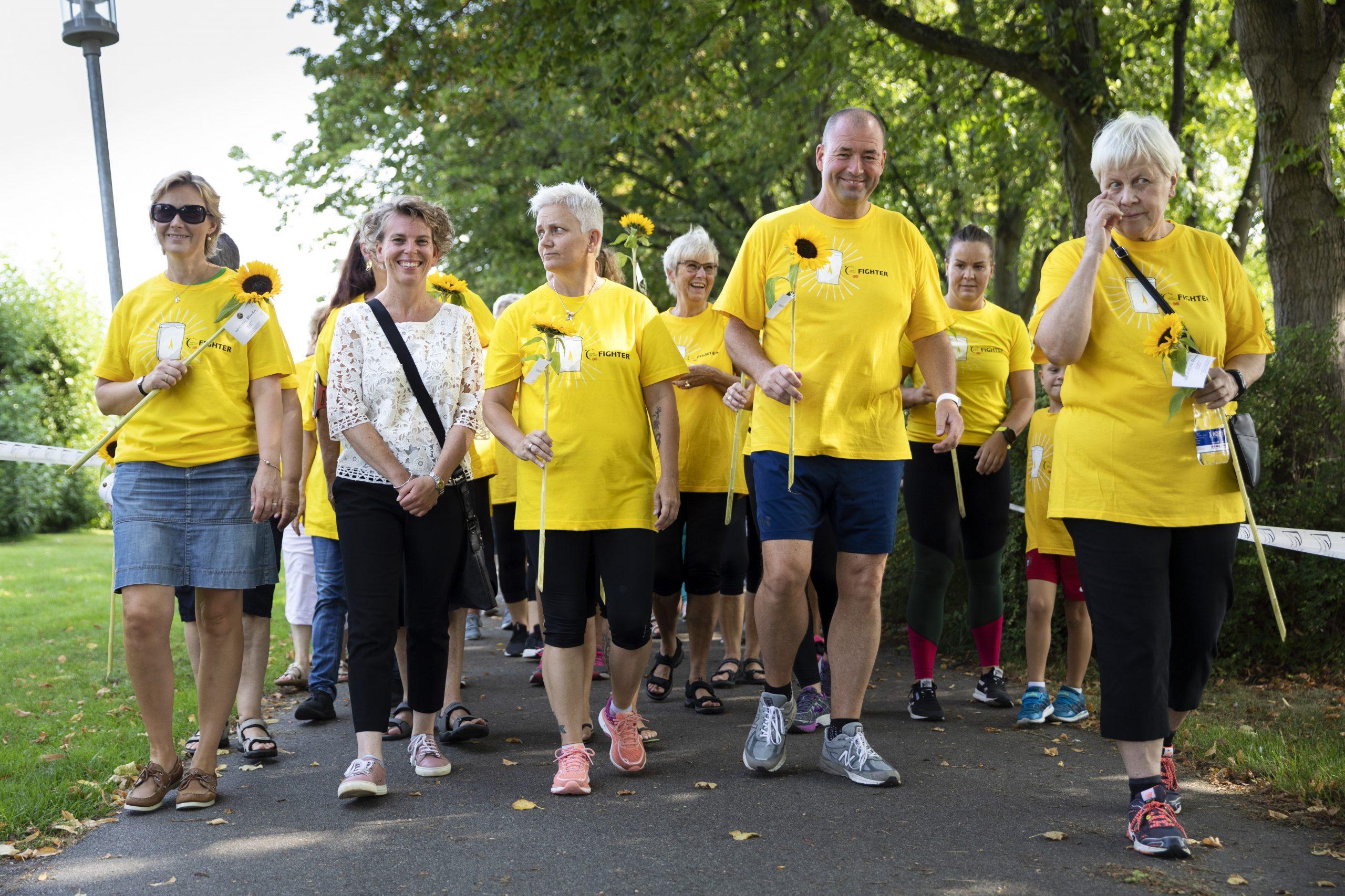 Til kamp mod kræft: Stafet for Livet løber snart i Aalborg