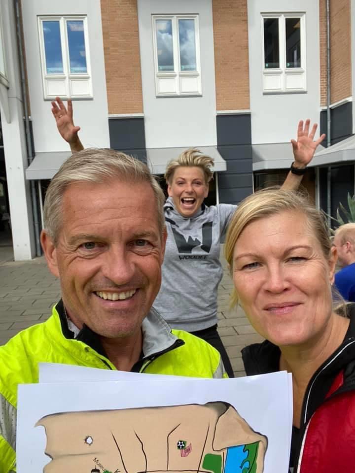 Motion og lækker mad: Kom på stor madskattejagt i Aalborg med Stine Rex