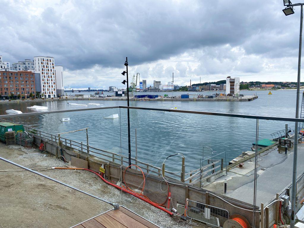 Fantastisk udsigt: 86 eksklusive lejeboliger står klar på Østre Havn