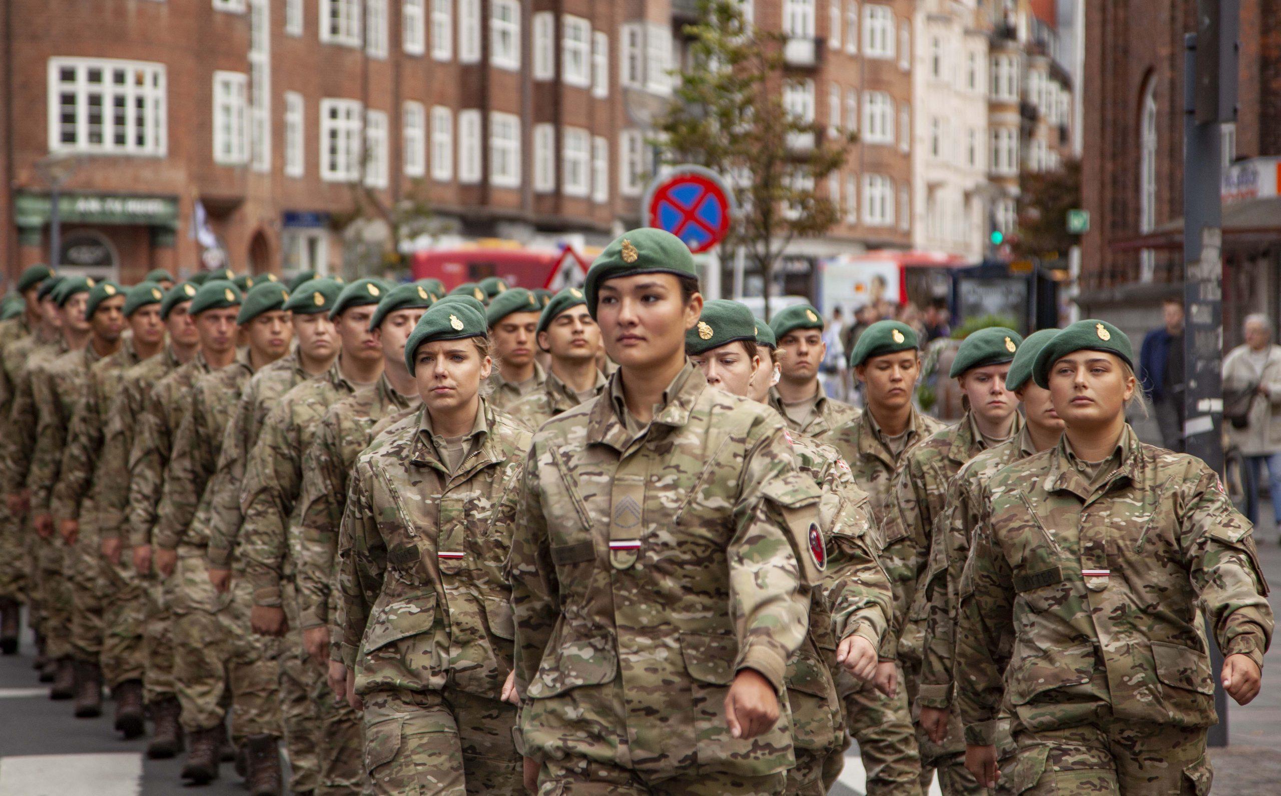 Vil påvirke trafikken: Stor militærparade i Aalborgs gader i denne uge