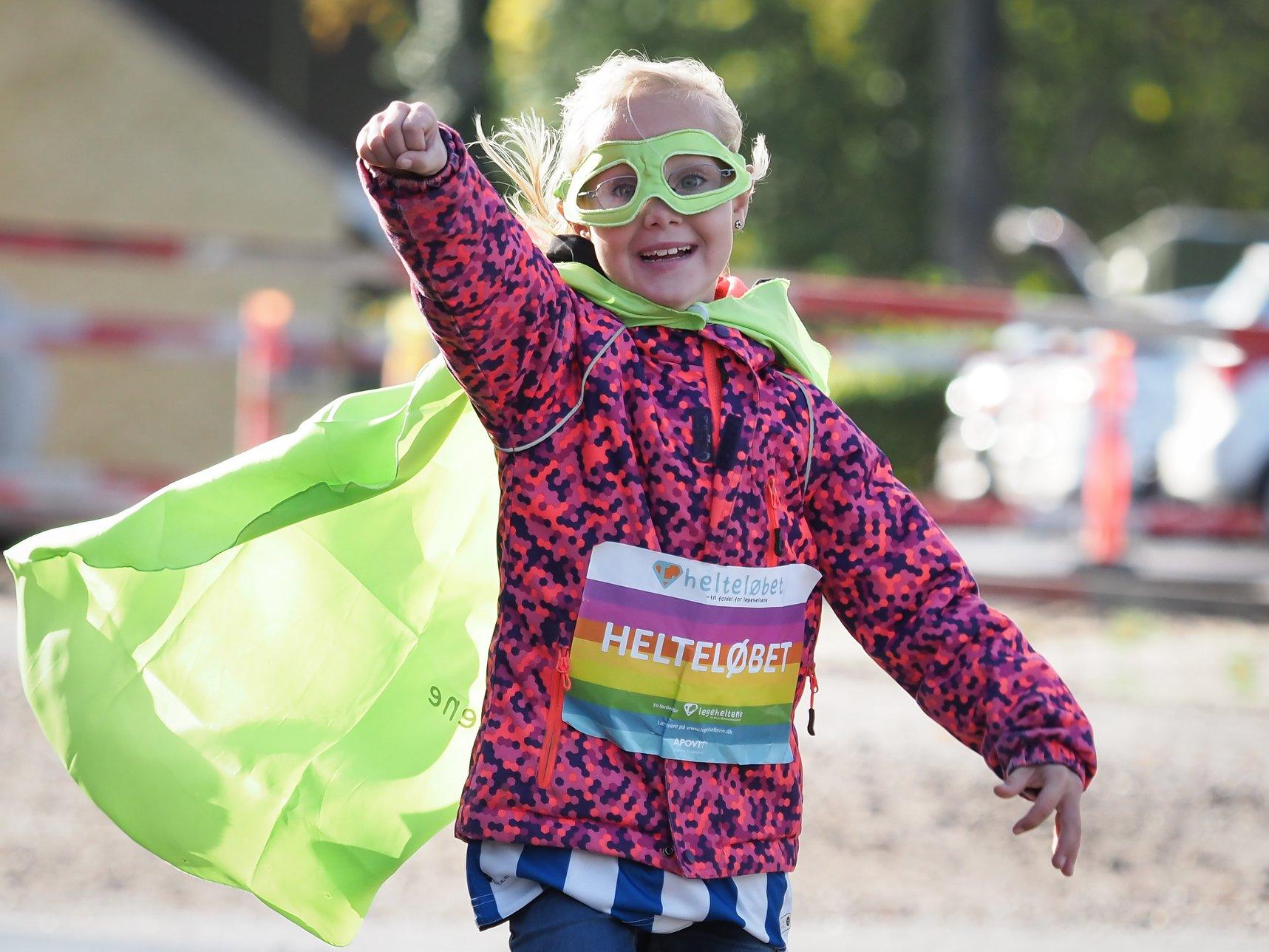Gør en forskel for indlagte børn: Kom til stort helteløb i Aalborg