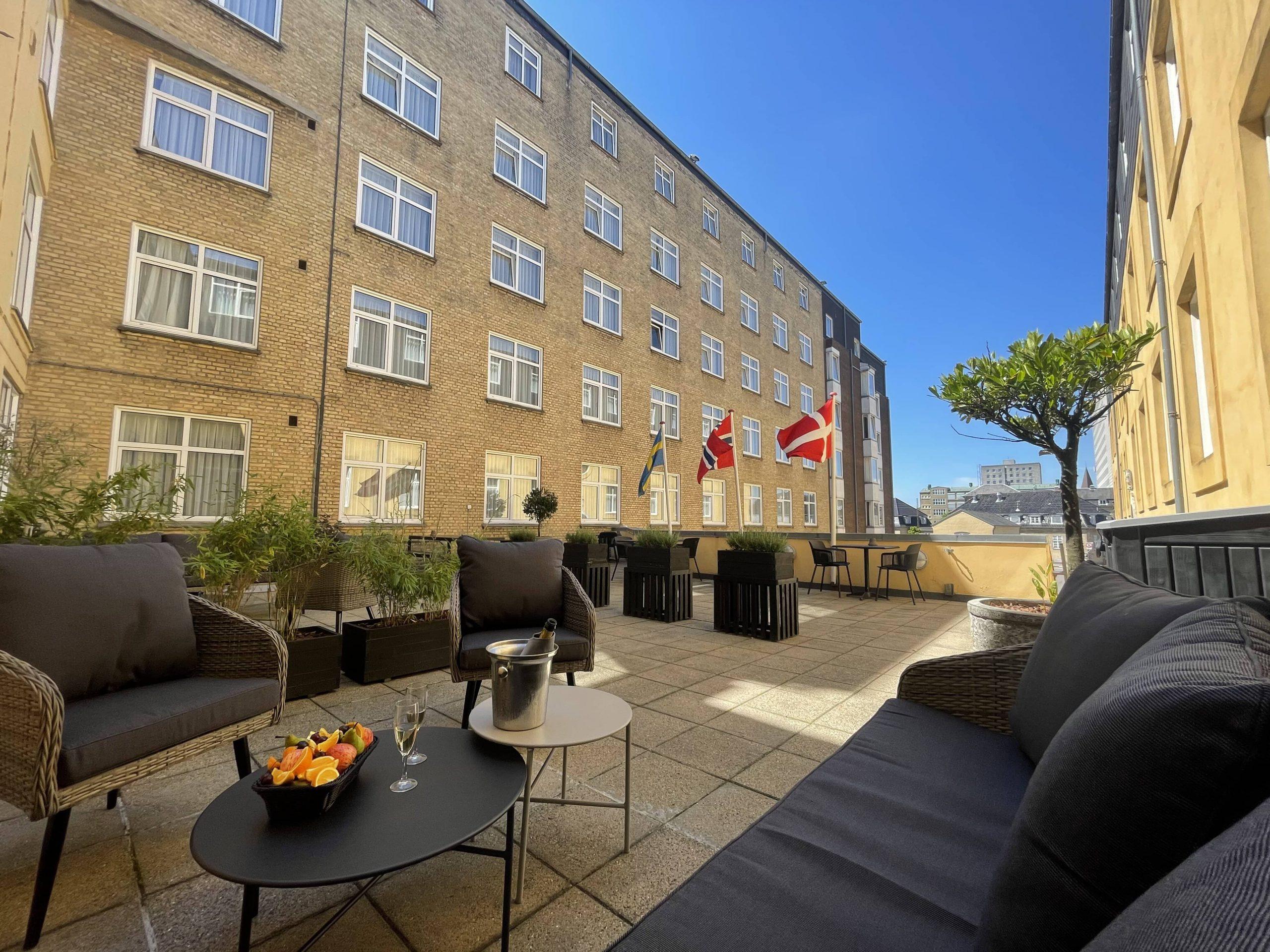 Henter kendt profil: Ny direktør præsenteret på Helnan Phønix Hotel